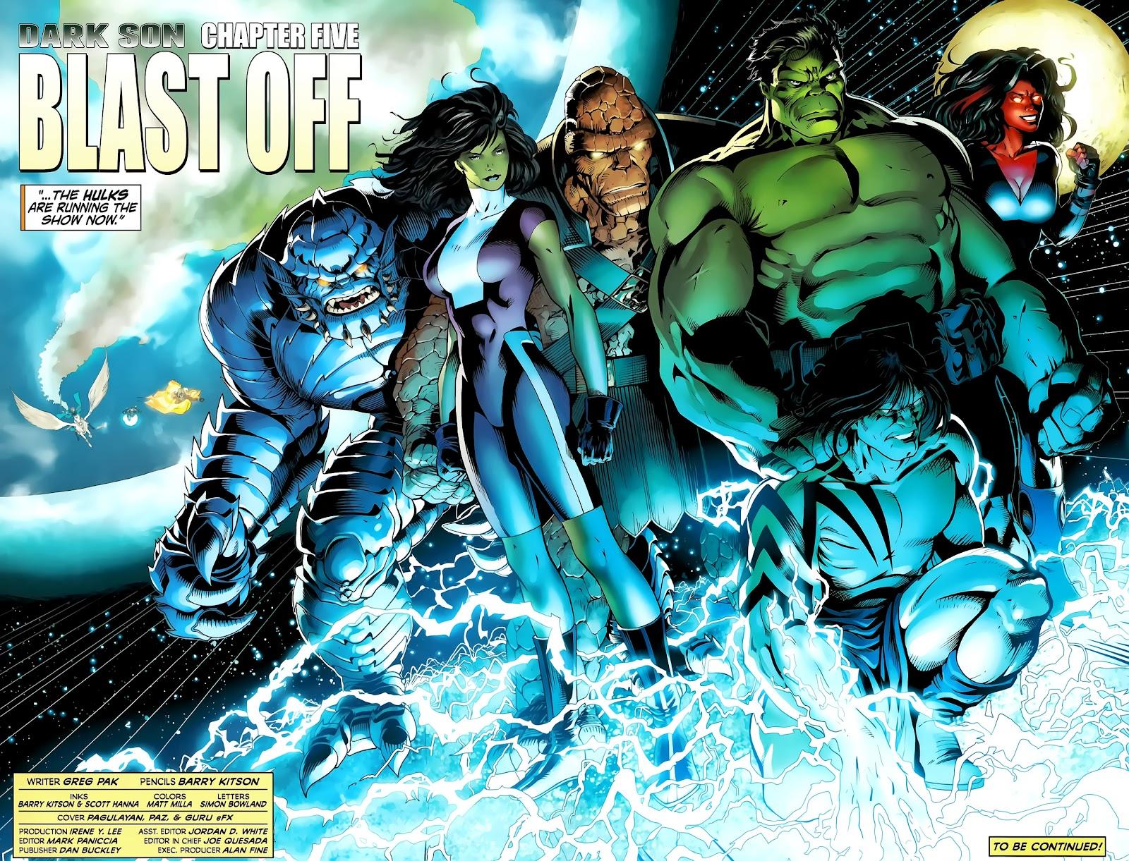 Incredible Hulks (2010) Issue #614 #4 - English 21