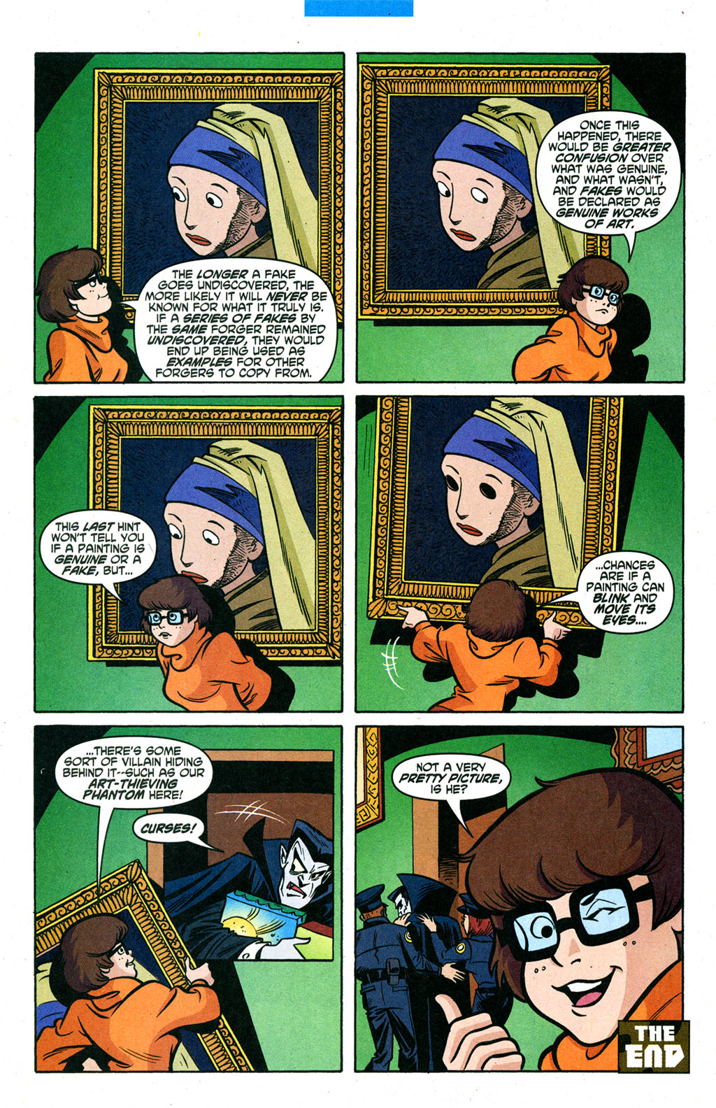Read online Scooby-Doo (1997) comic -  Issue #95 - 16