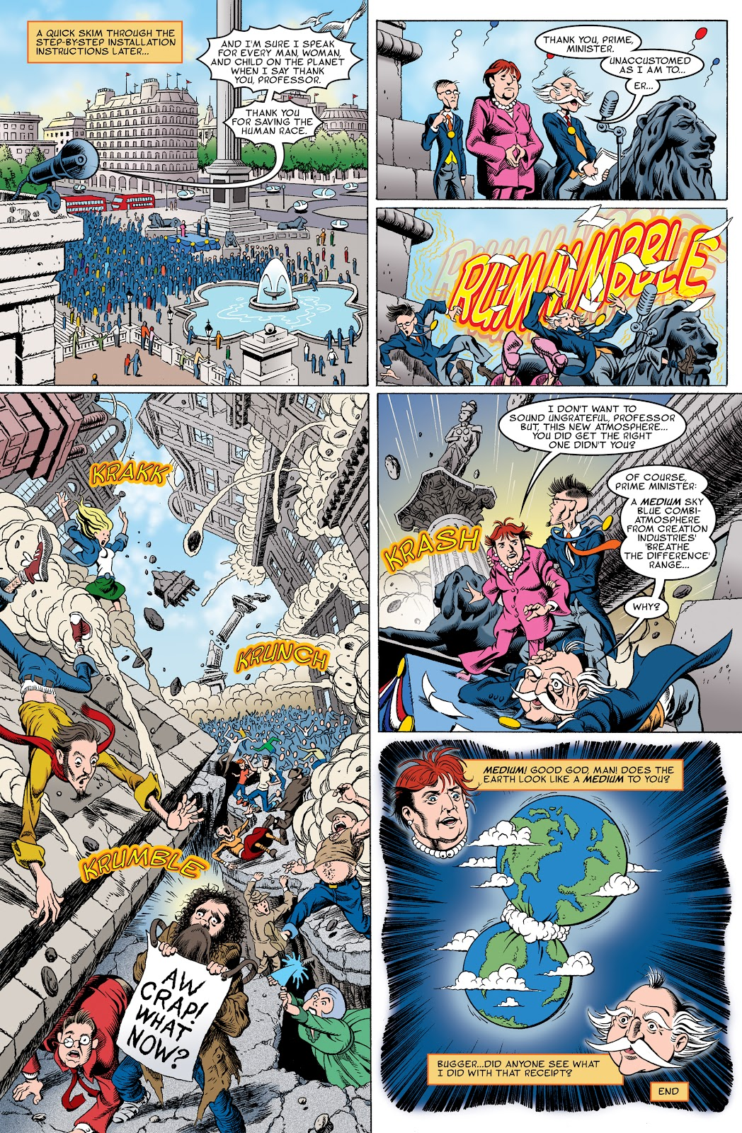 100% Biodegradable Issue #15 #15 - English 7