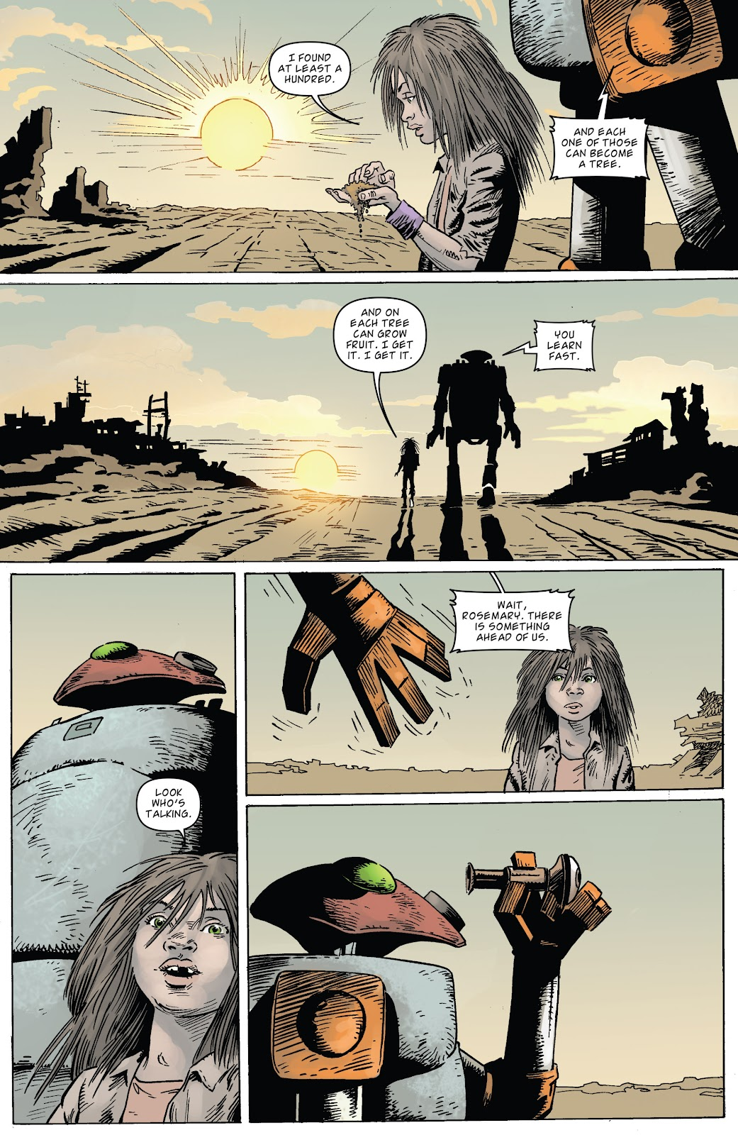 Zombies vs Robots (2015) Issue #5 Page 19