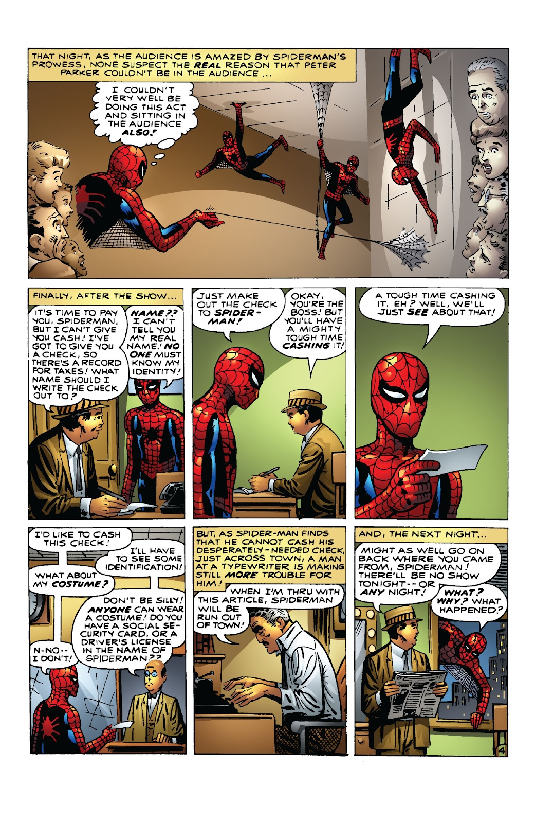Amazing Fantasy #15: Spider-Man! Full #1 - English 19