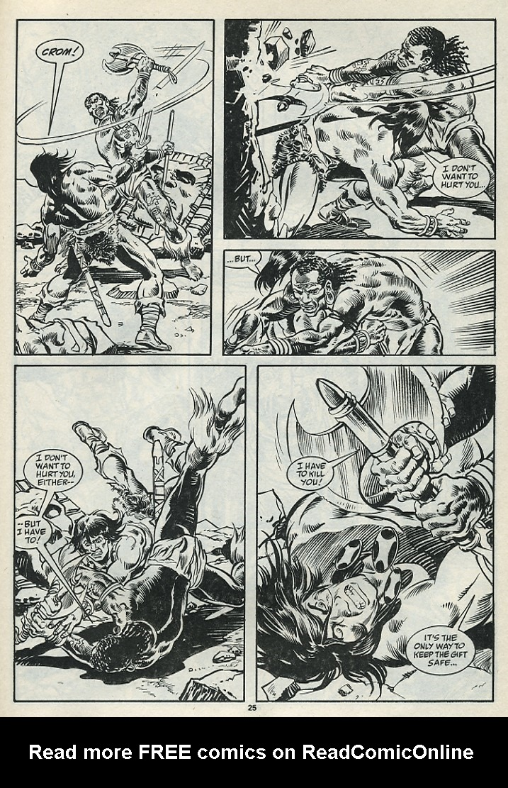 The Savage Sword Of Conan Issue #182 #183 - English 27