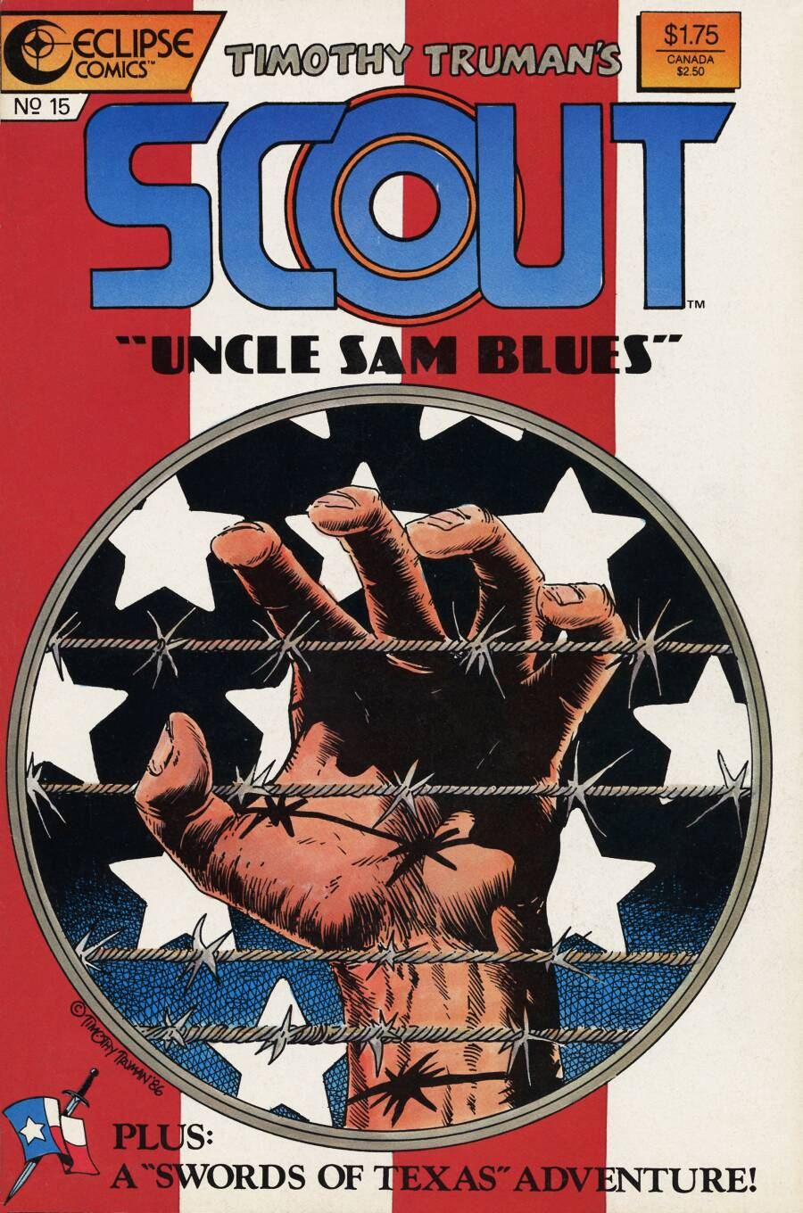 Read online Scout comic -  Issue #15 - 1