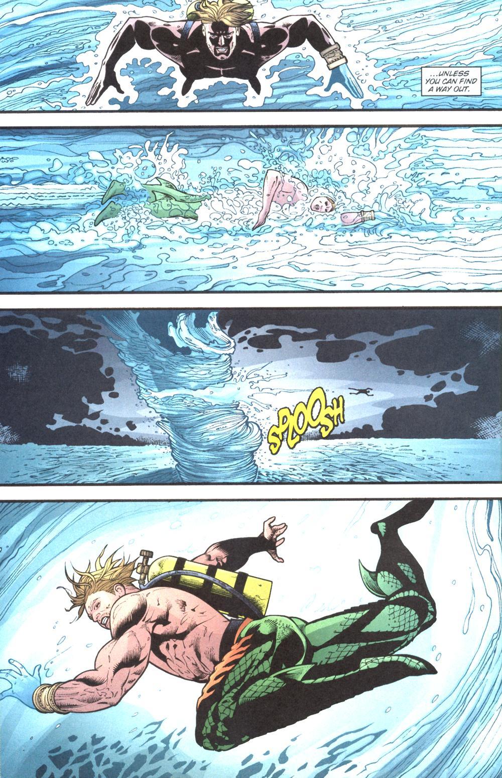 Aquaman (2003) Issue #13 #13 - English 18