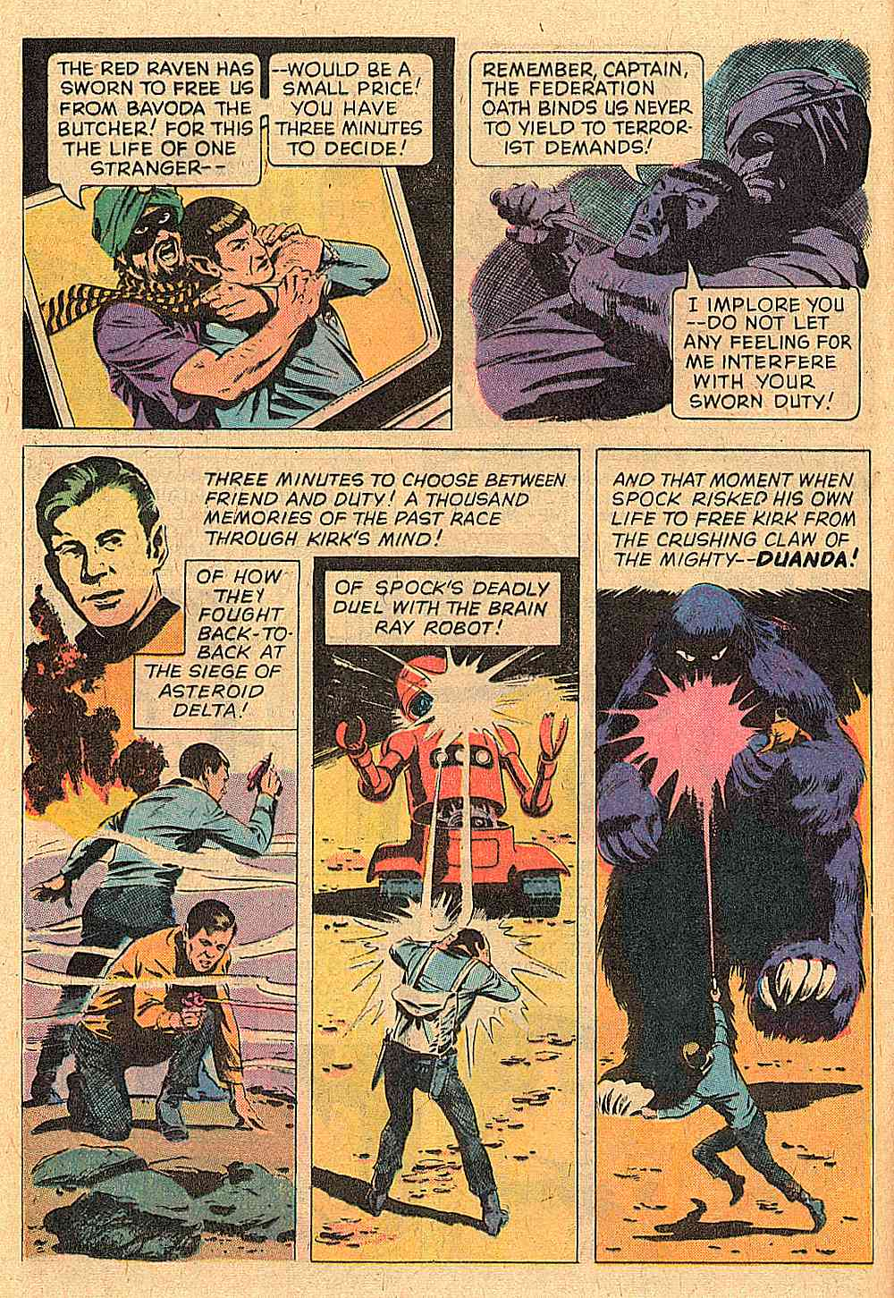 Star Trek (1967) #44 #44 - English 10