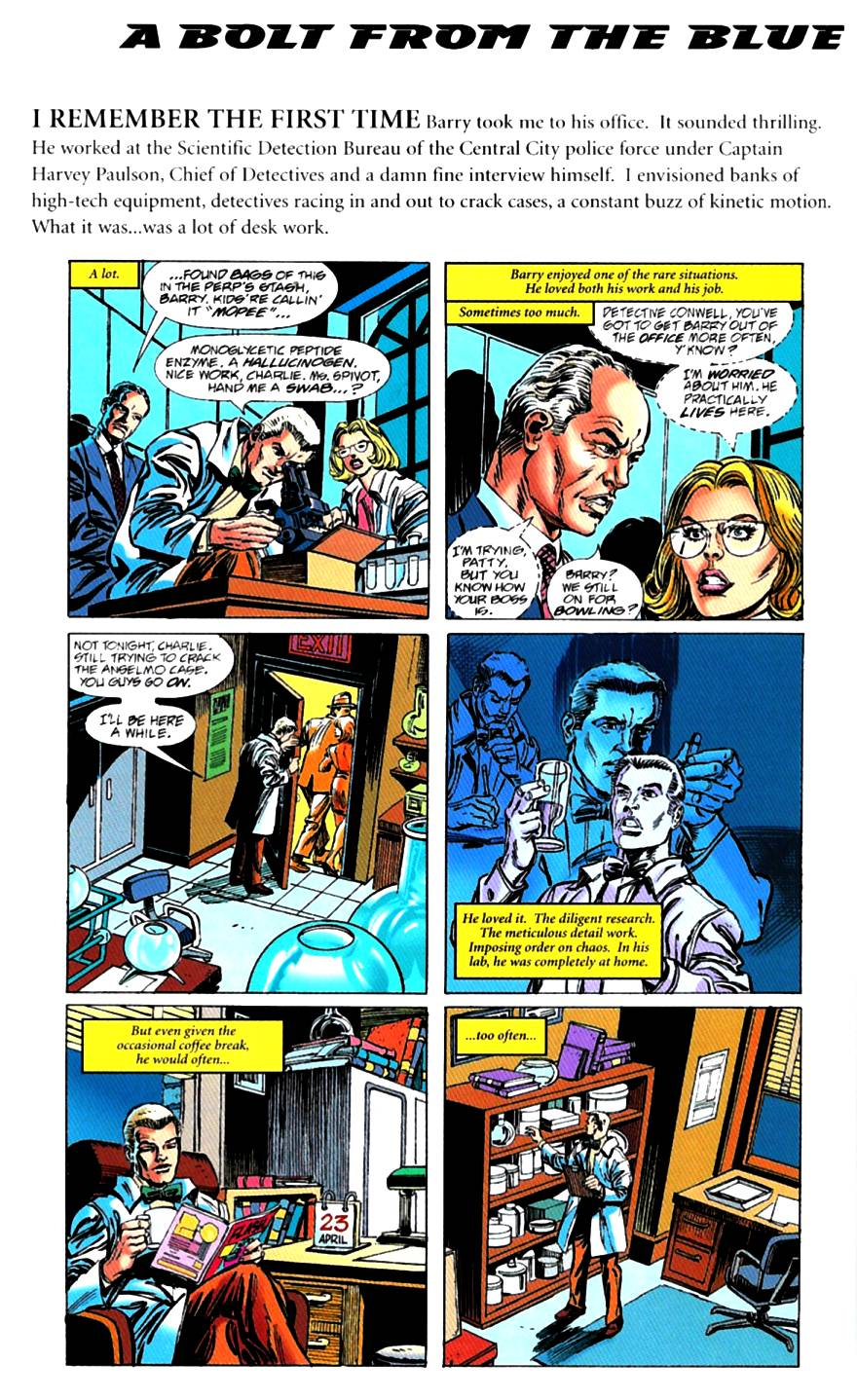 Read online The Life Story of the Flash comic -  Issue # Full - 20