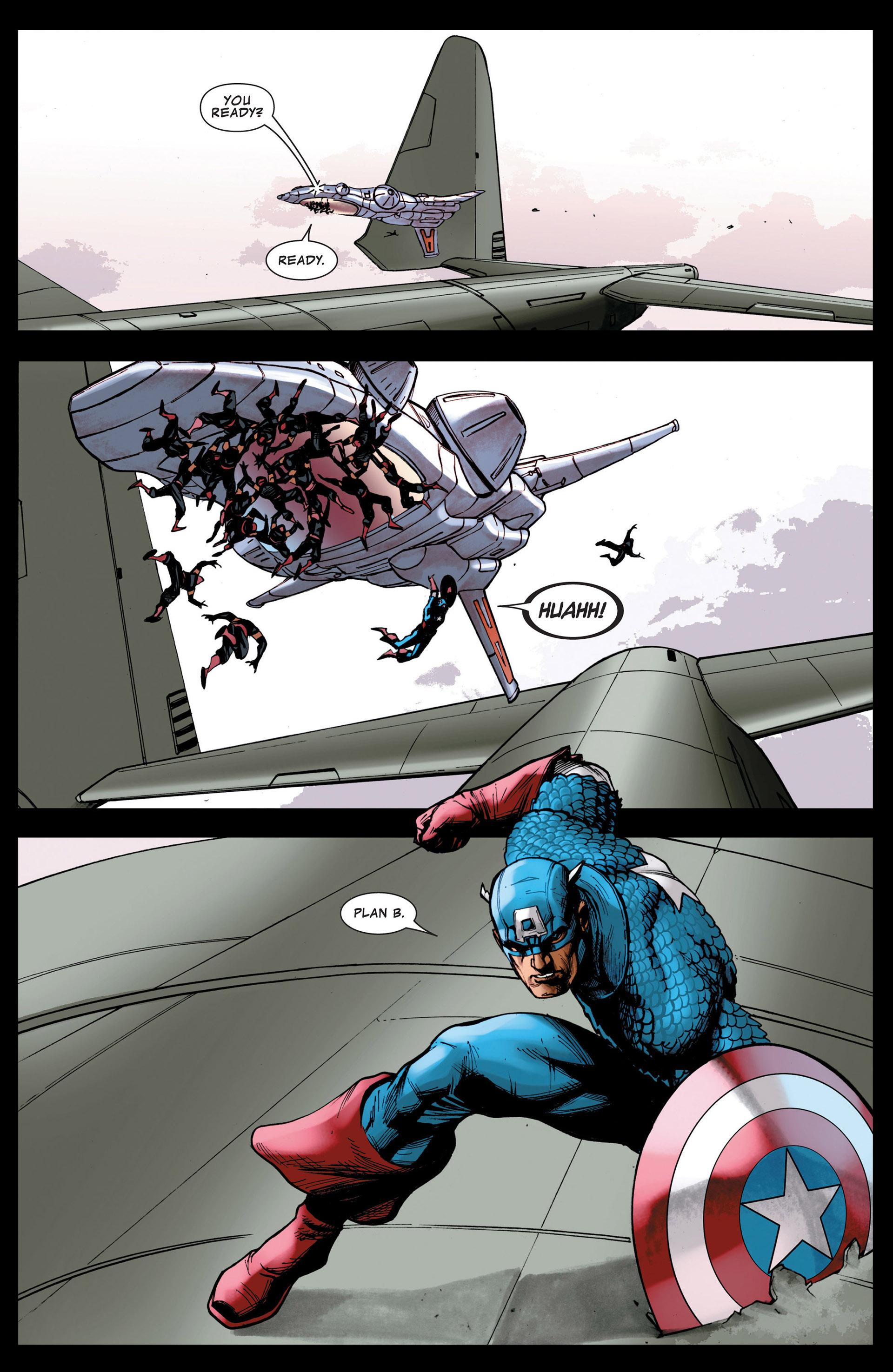 Avengers Assemble (2012) 10 Page 10