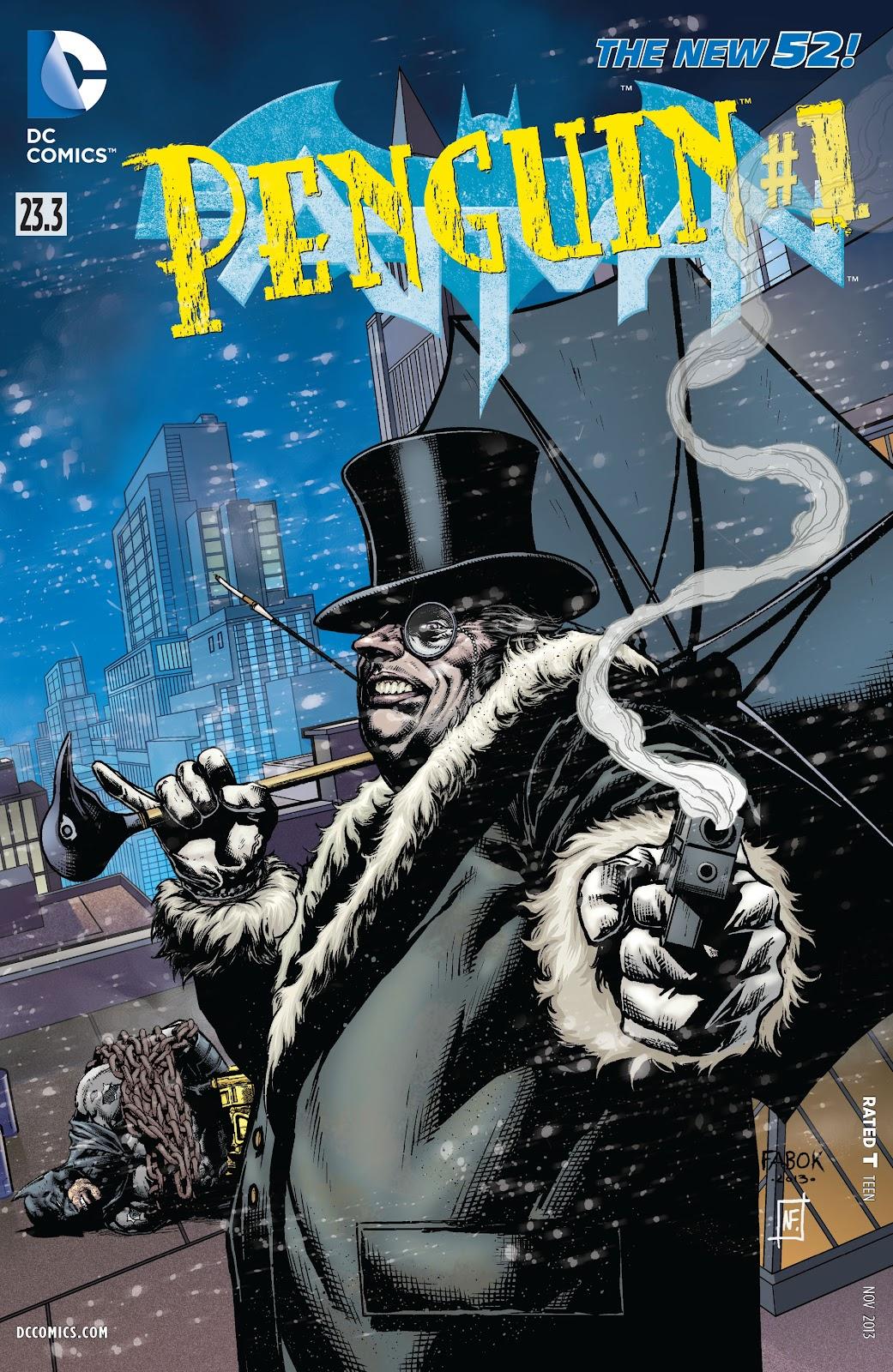 Batman (2011) Issue #23.3 #41 - English 1