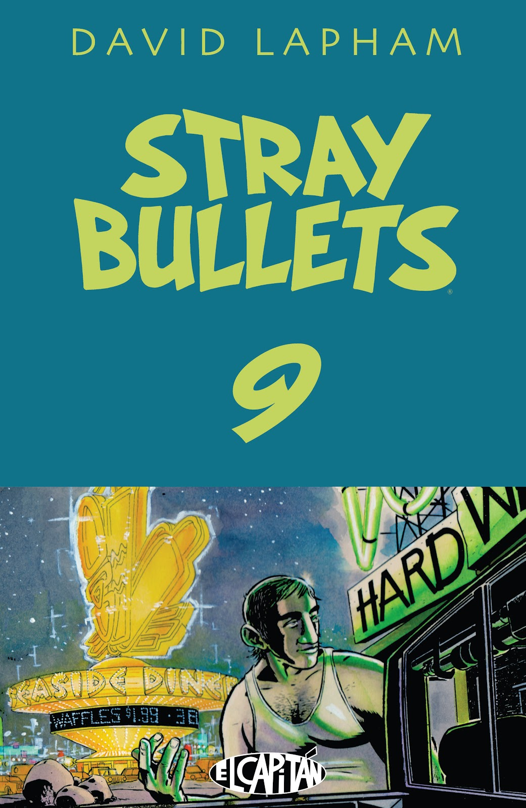 Stray Bullets Issue #9 #9 - English 1