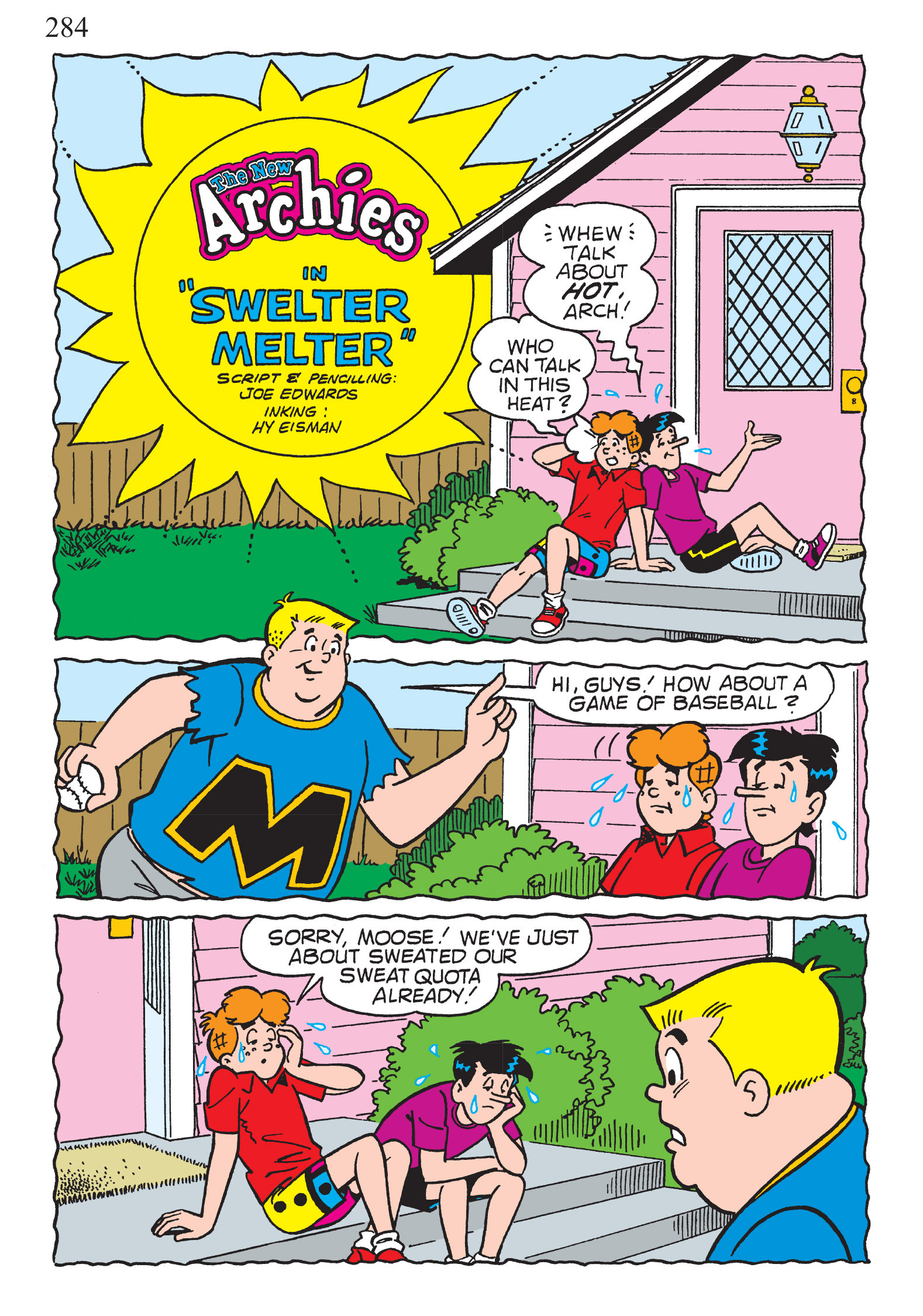 Read online The Best of Archie Comics comic -  Issue # TPB 1 (Part 2) - 56