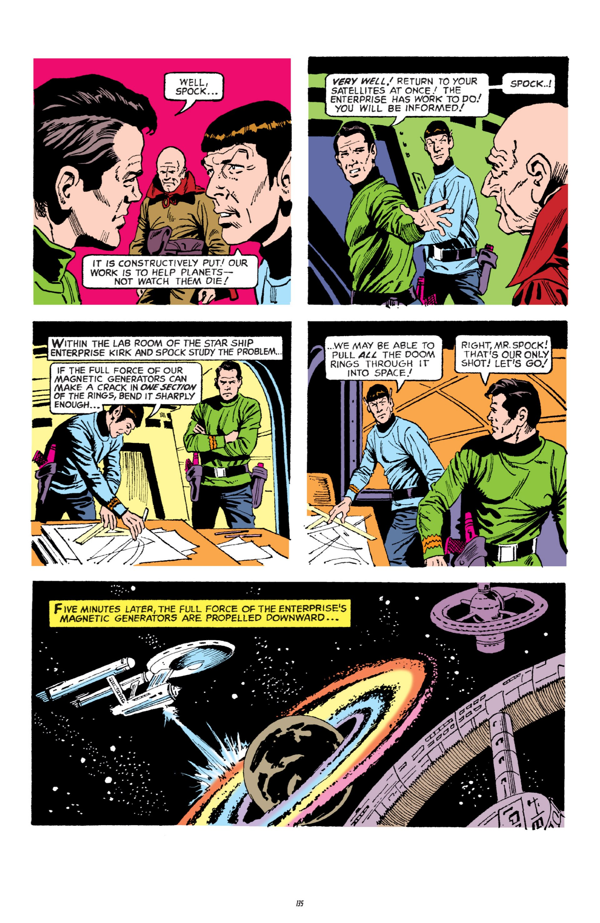 Star Trek Archives #TPB_1 #14 - English 136
