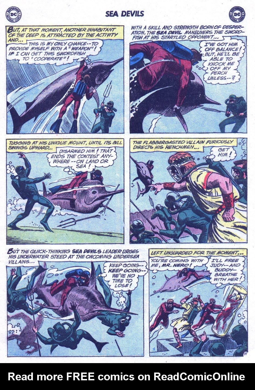 Read online Sea Devils comic -  Issue #3 - 14
