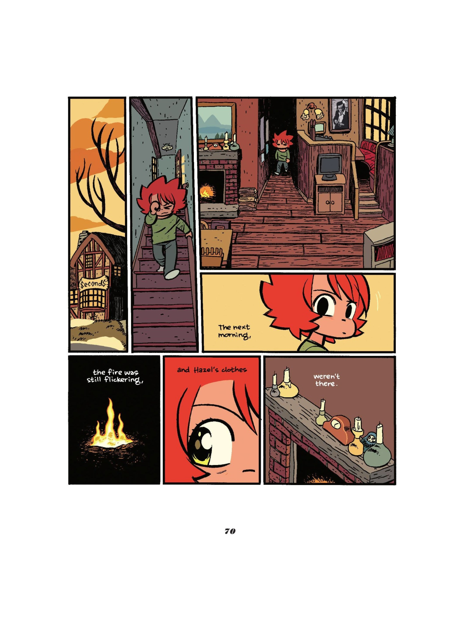 Read online Seconds comic -  Issue # Full - 72