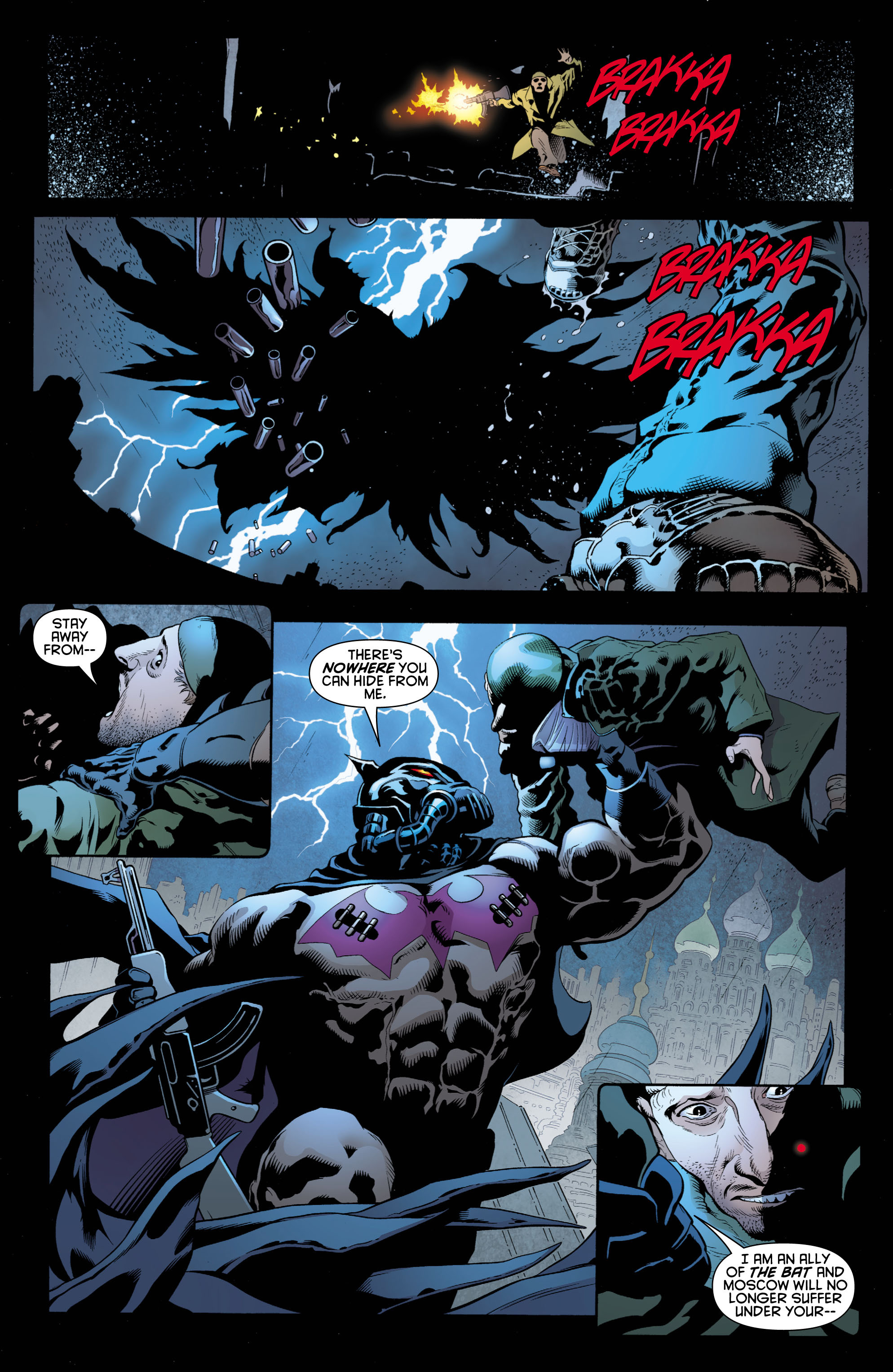 Batman and Robin (2011) chap 1 pic 7