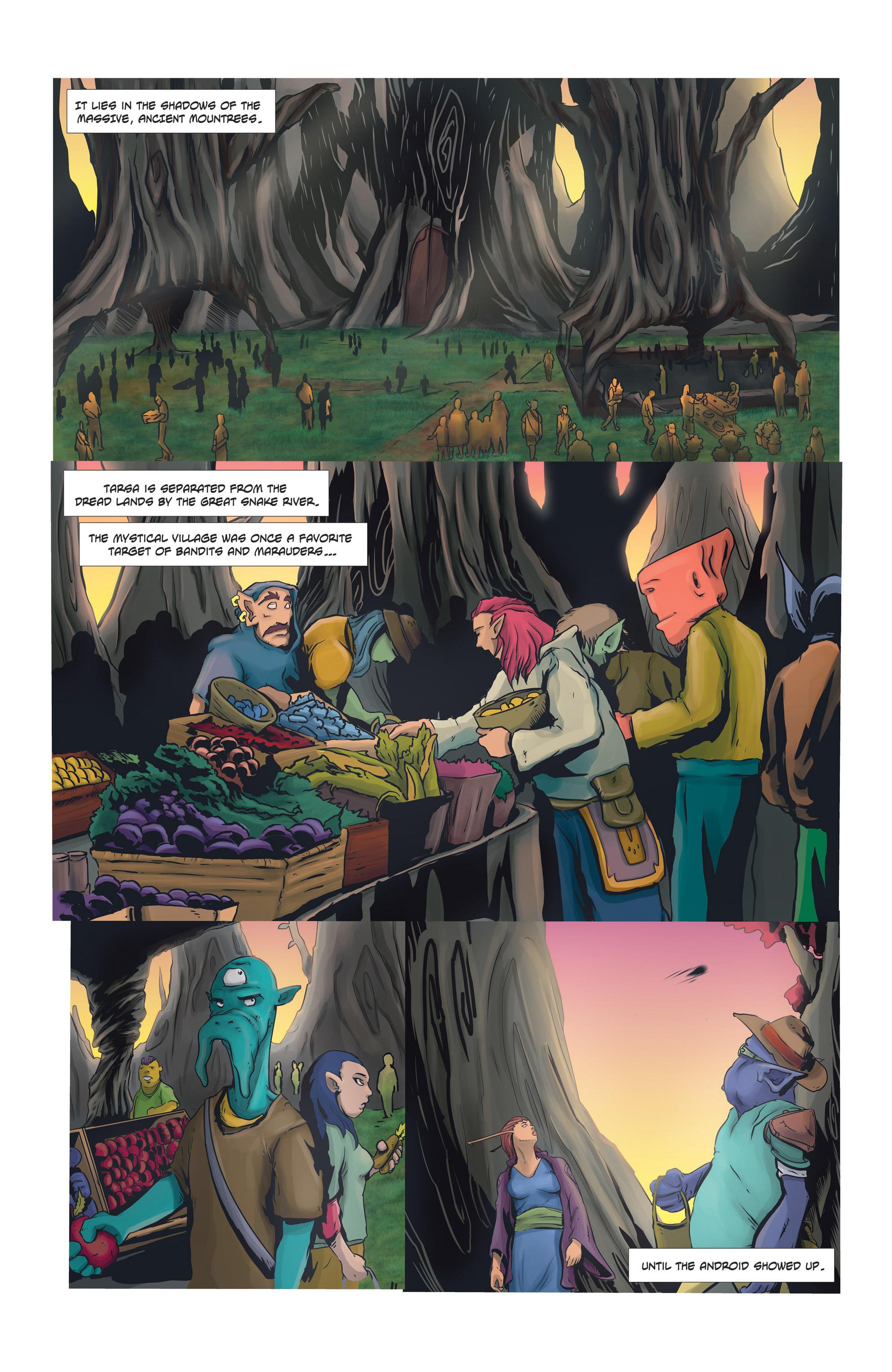 The Adventures of Miru chap 1 pic 11