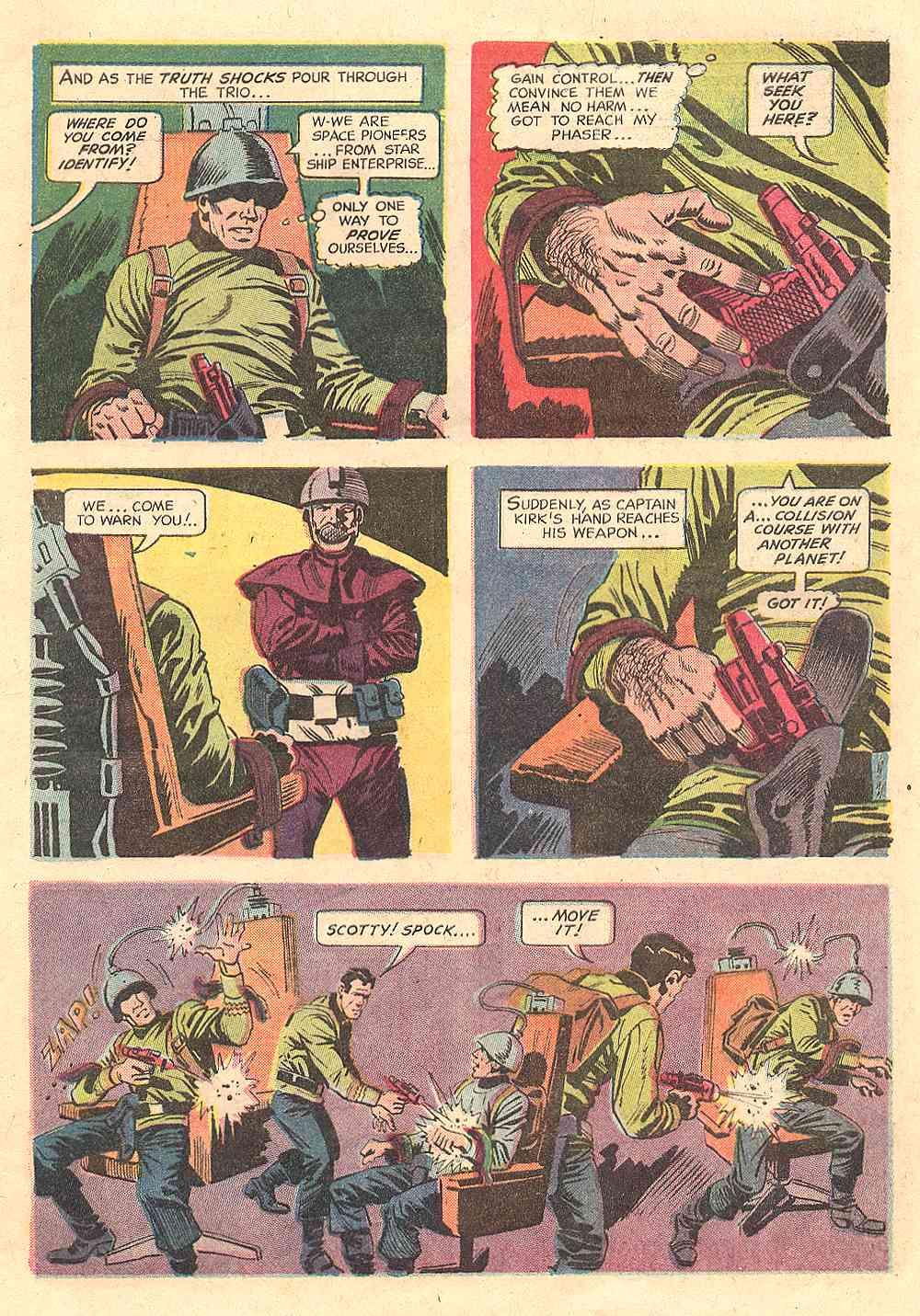 Star Trek (1967) Issue #6 #6 - English 8