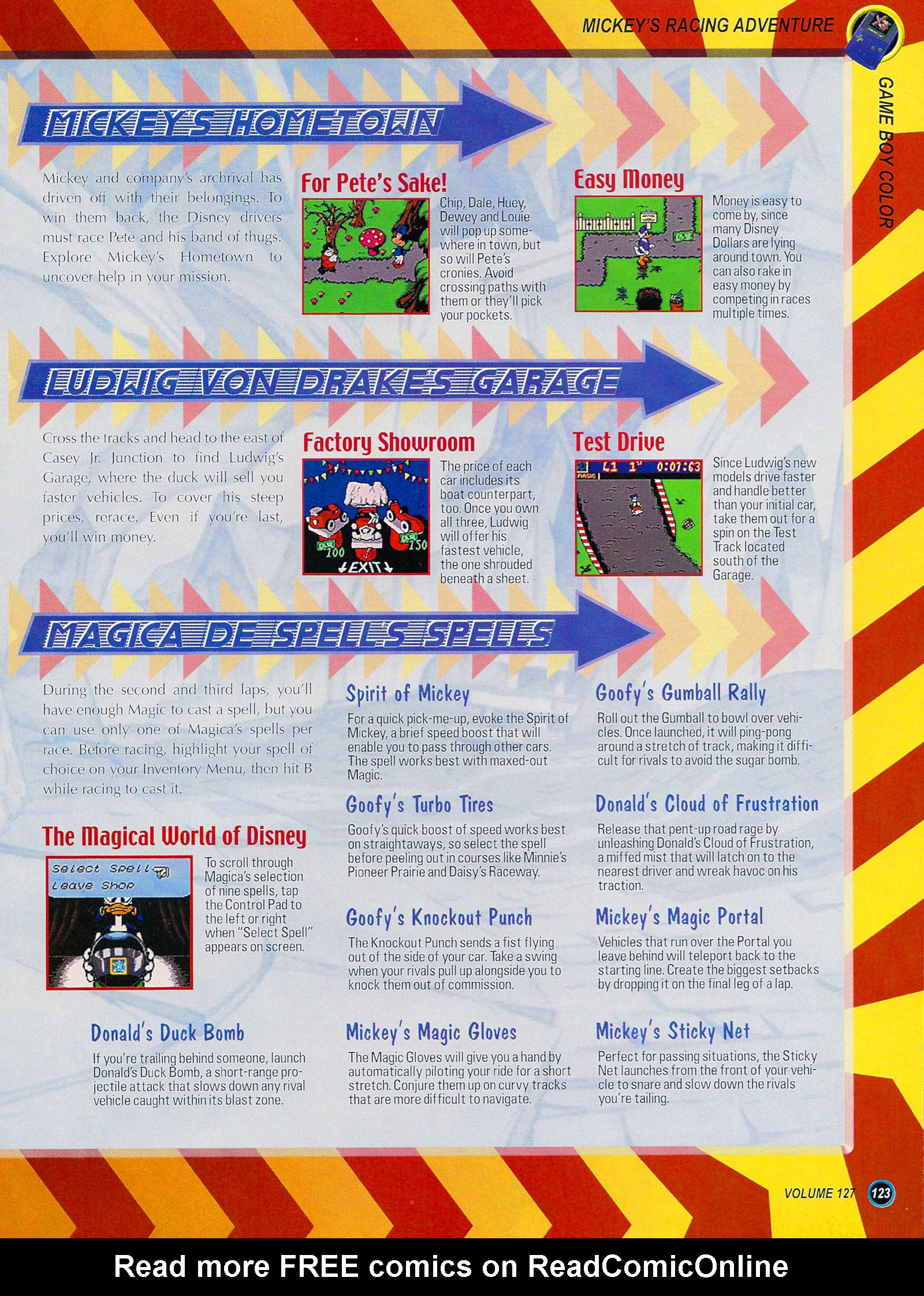Nintendo Power #127 #127 - English 148