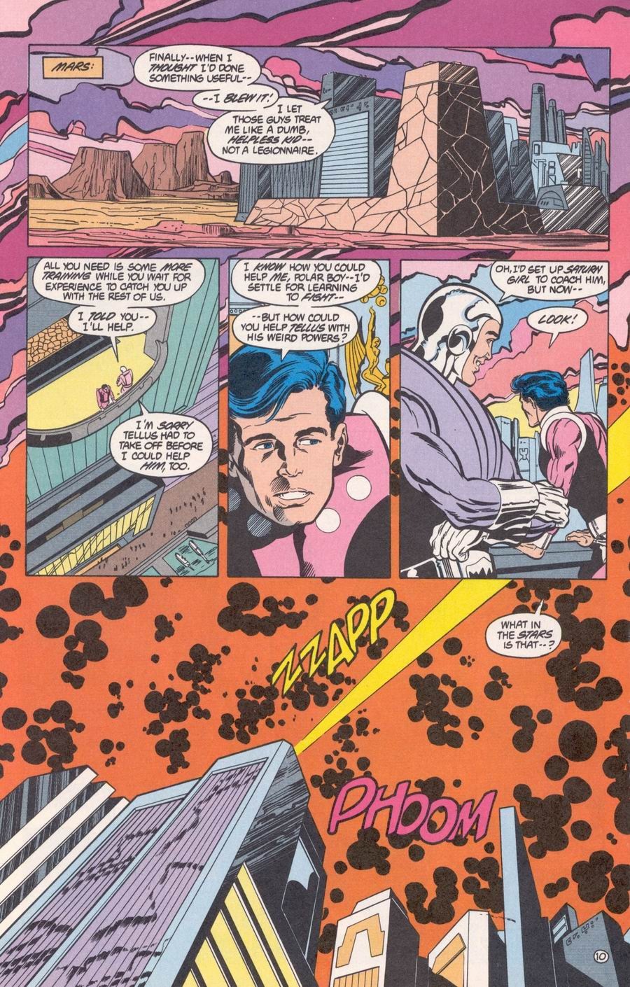 Tales of the Legion Issue #354 #41 - English 11