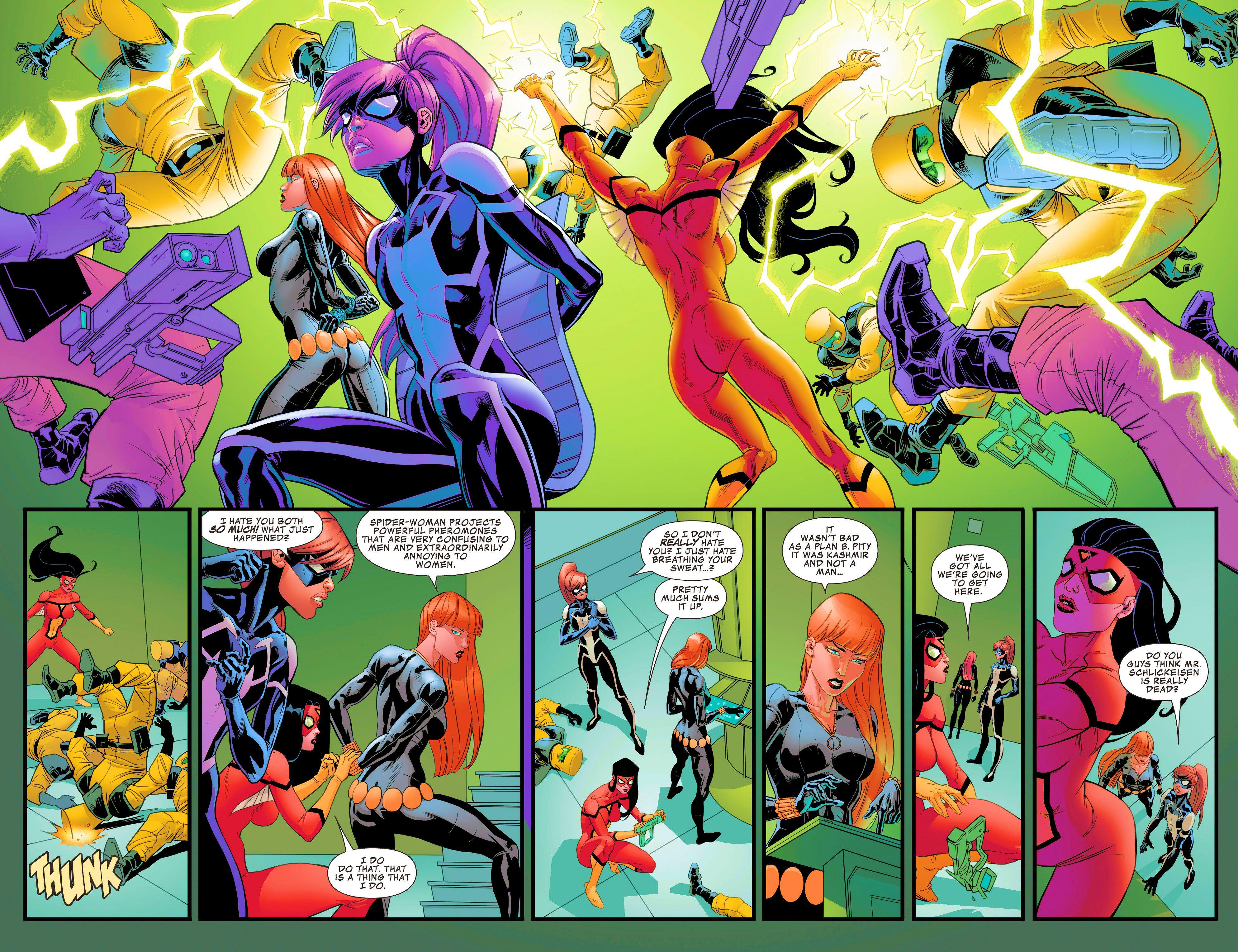 Read online Avengers Assemble (2012) comic -  Issue #22 - 9