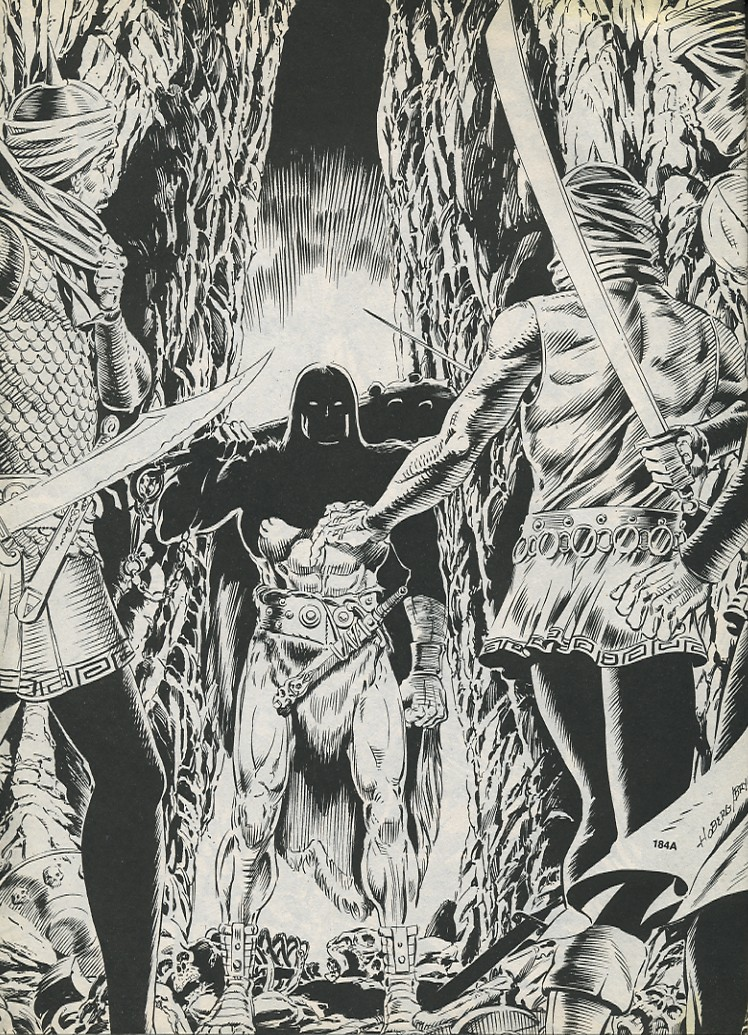 The Savage Sword Of Conan Issue #194 #195 - English 60