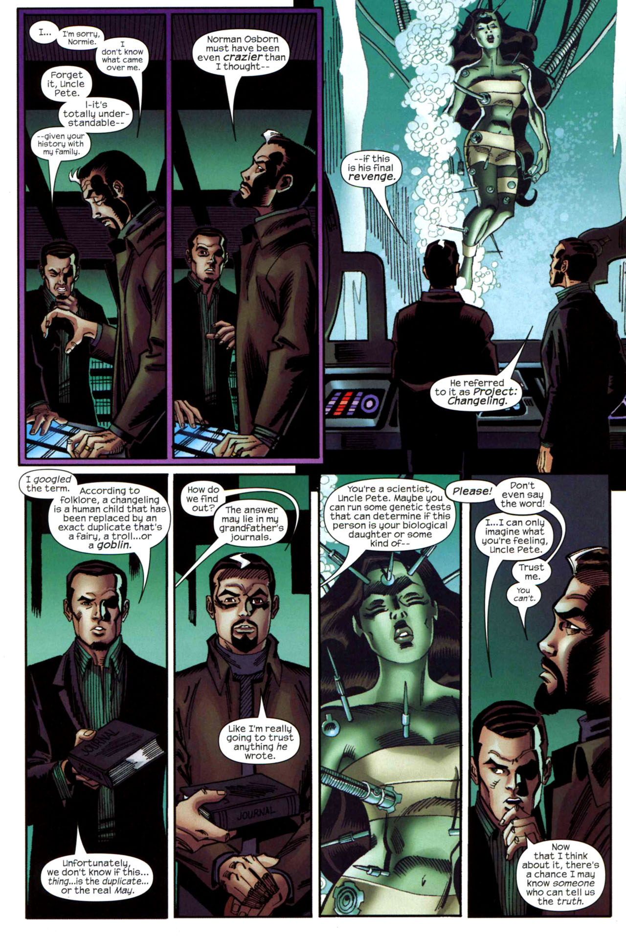 Amazing Spider-Girl #21 #10 - English 6