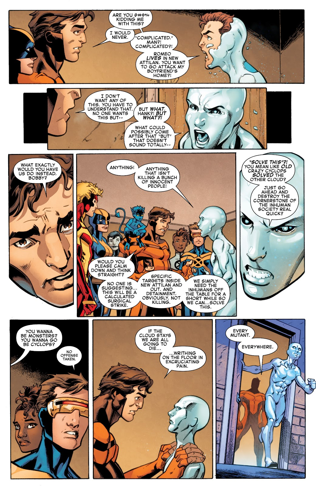 All-New X-Men (2016) Issue #17 #19 - English 8
