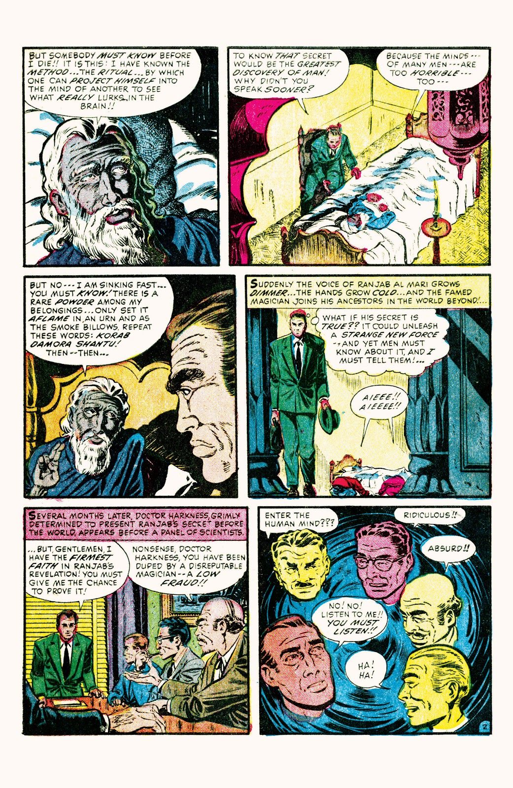 Haunted Horror Issue #12 #12 - English 30