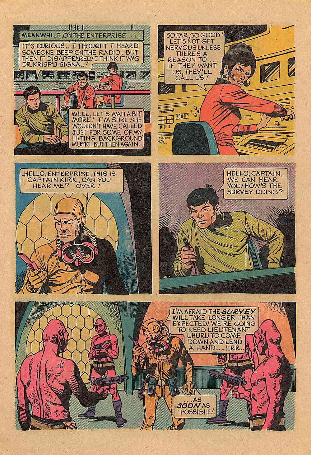 Star Trek (1967) Issue #27 #27 - English 12