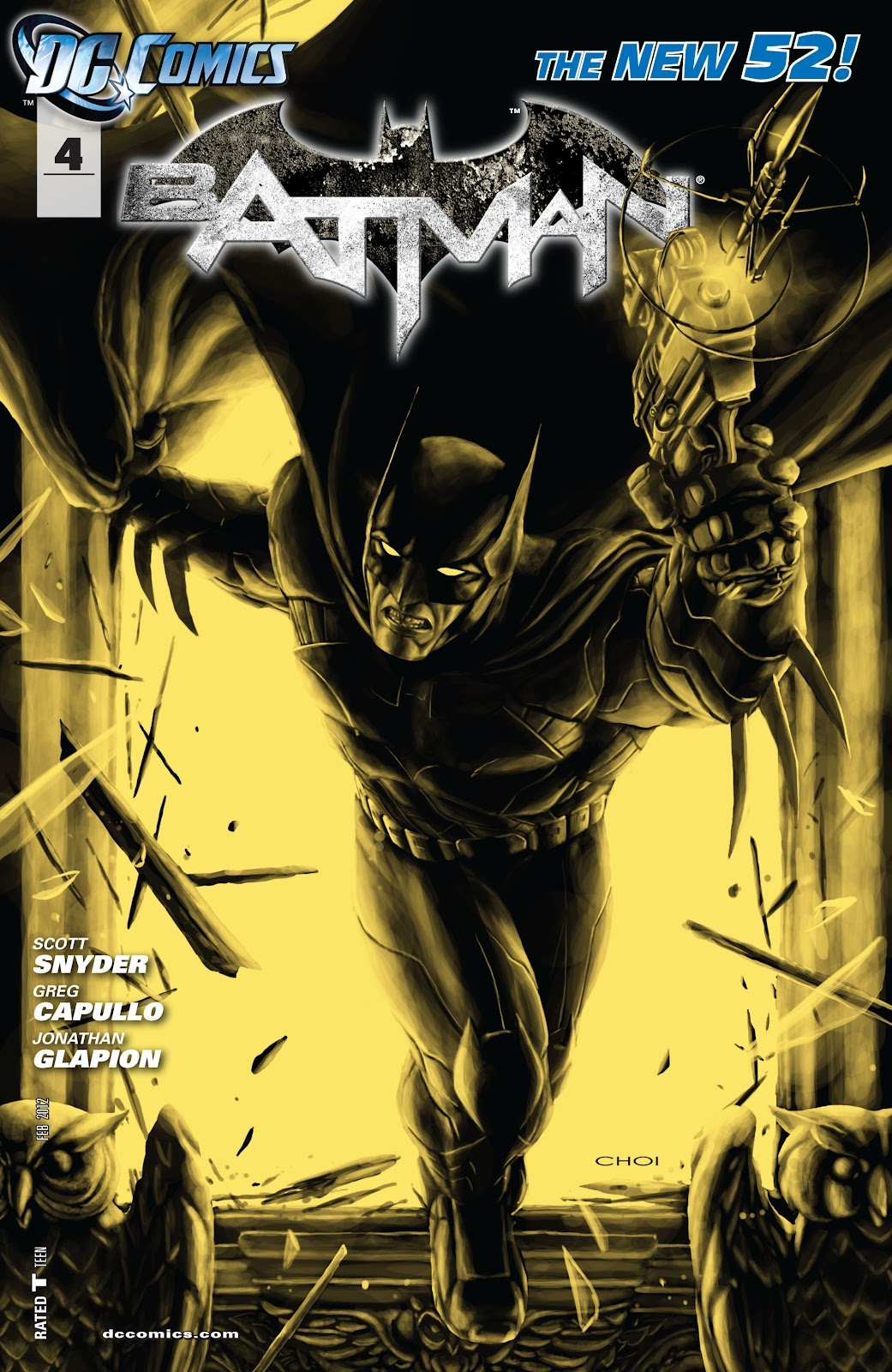 Batman (2011) Issue #4 #19 - English 22