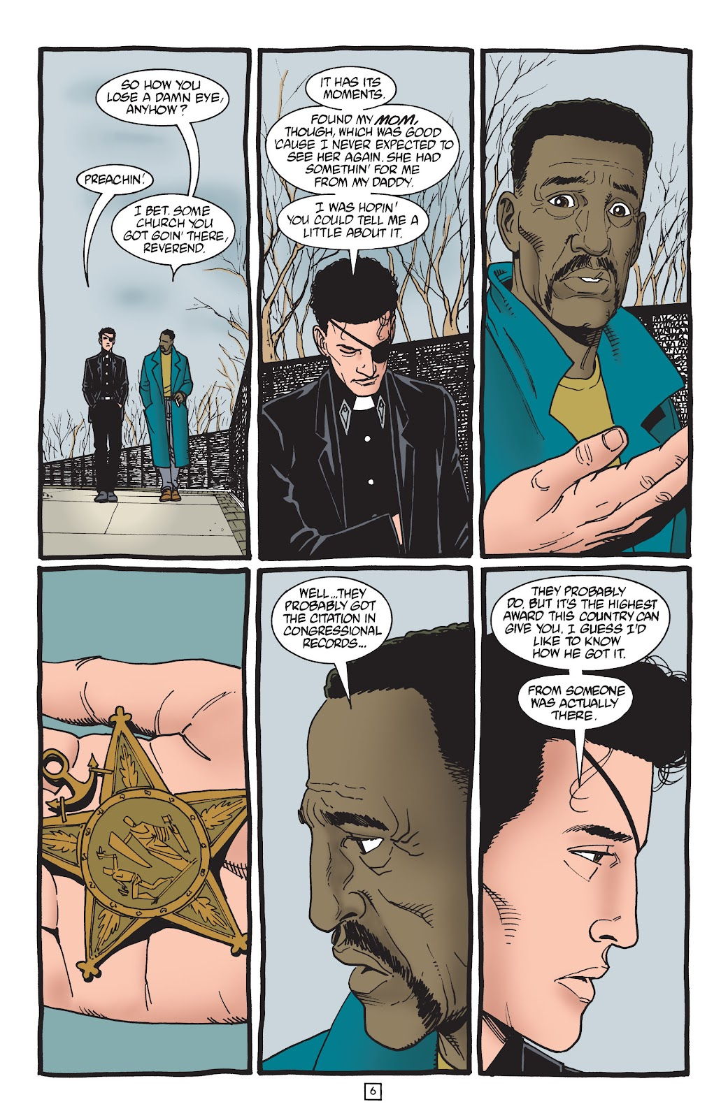 Preacher Issue #50 #59 - English 7