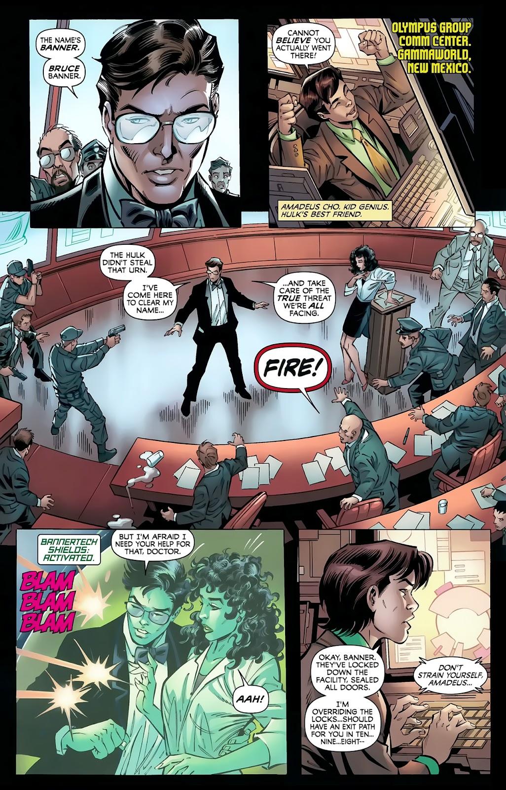 Incredible Hulks (2010) Issue #627 #17 - English 7
