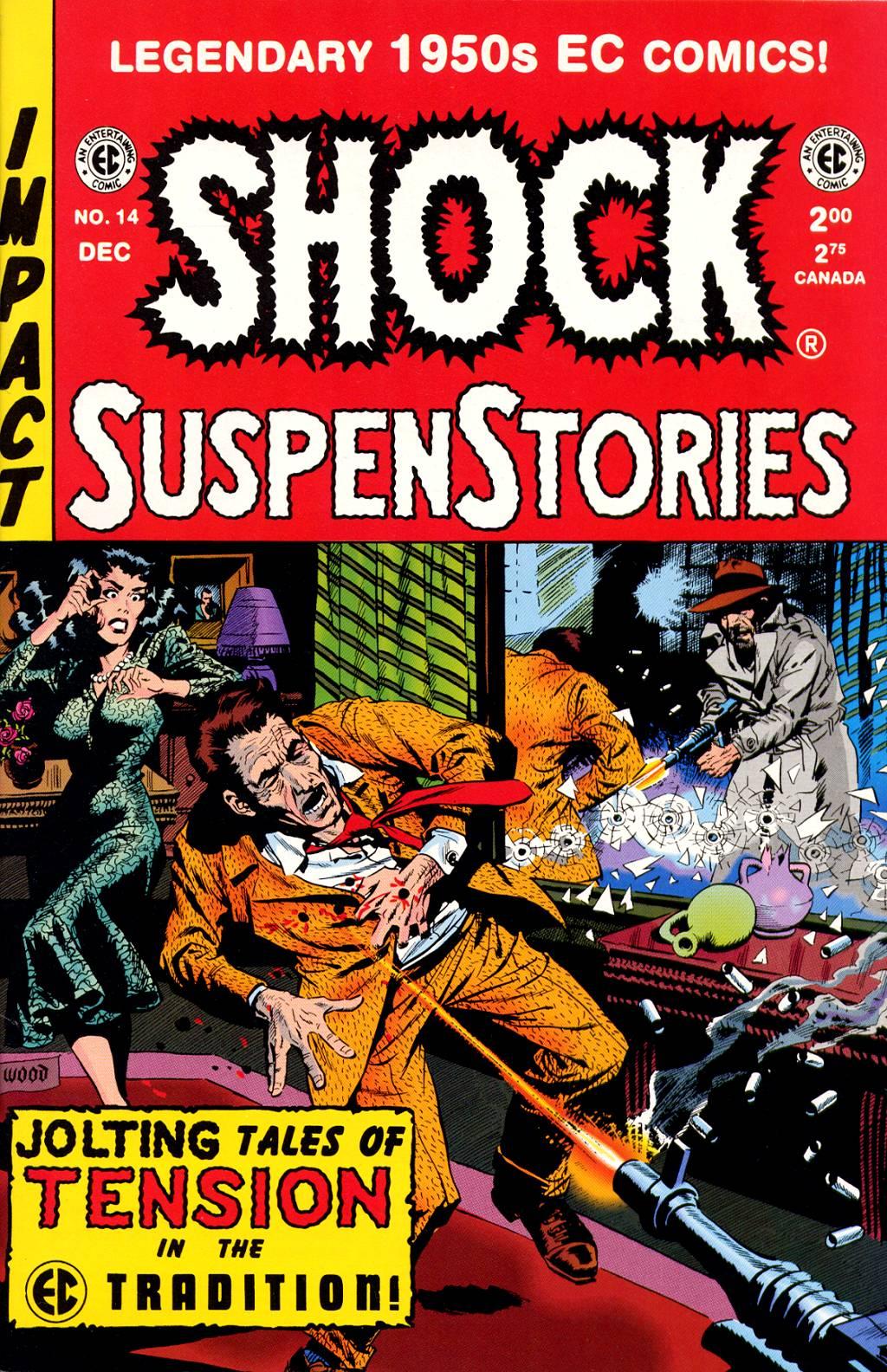 Shock SuspenStories 14 Page 1
