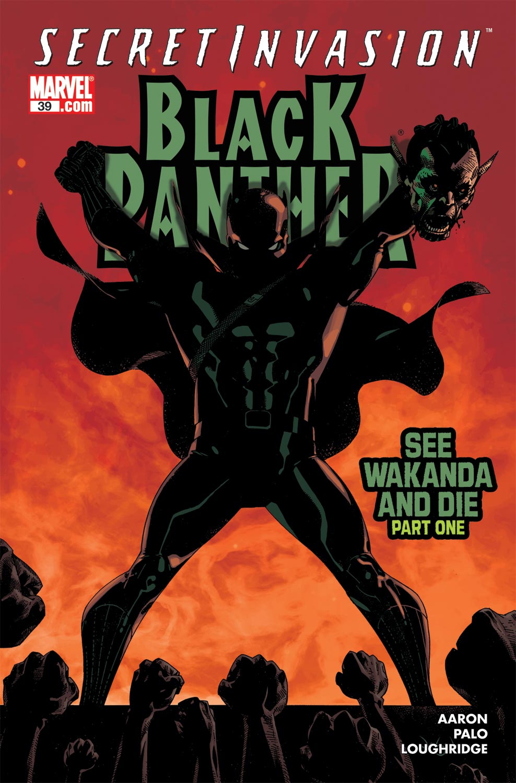 Black Panther (2005) 39 Page 1