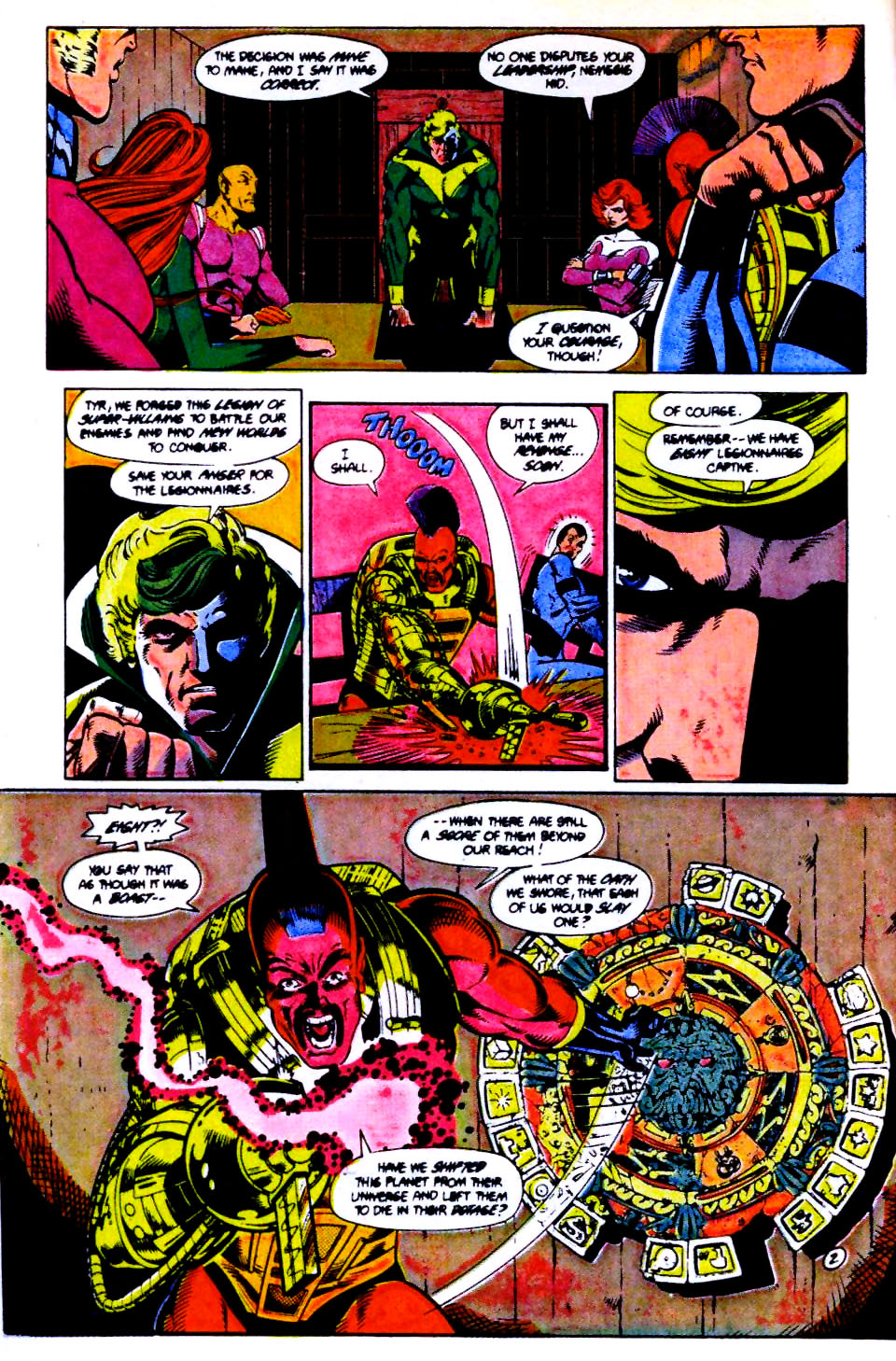 Tales of the Legion Issue #329 #16 - English 3