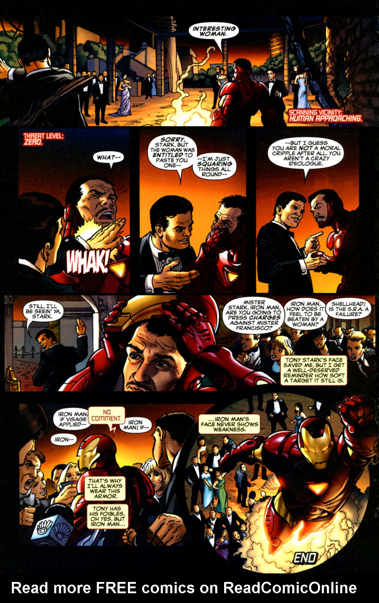 Astonishing Tales (2009) 1 Page 25
