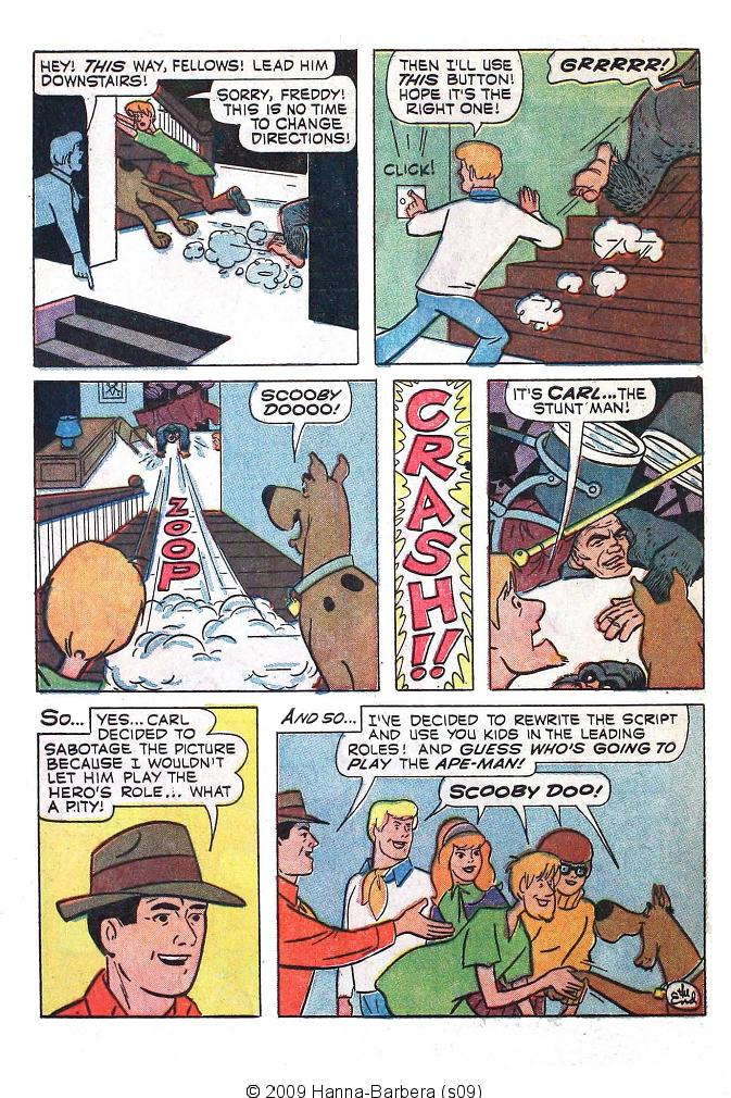 Read online Scooby-Doo... Where Are You! (1970) comic -  Issue #1 - 32