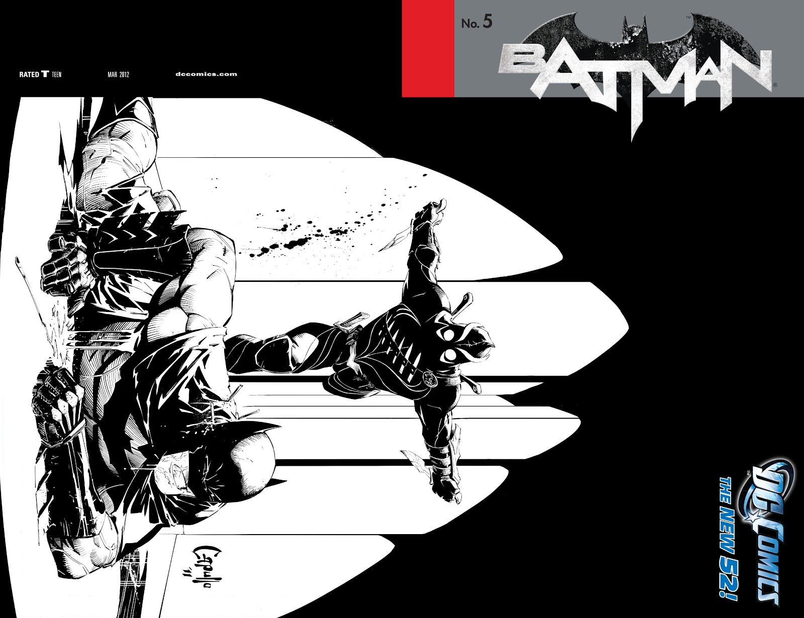 Batman (2011) Issue #5 #20 - English 21