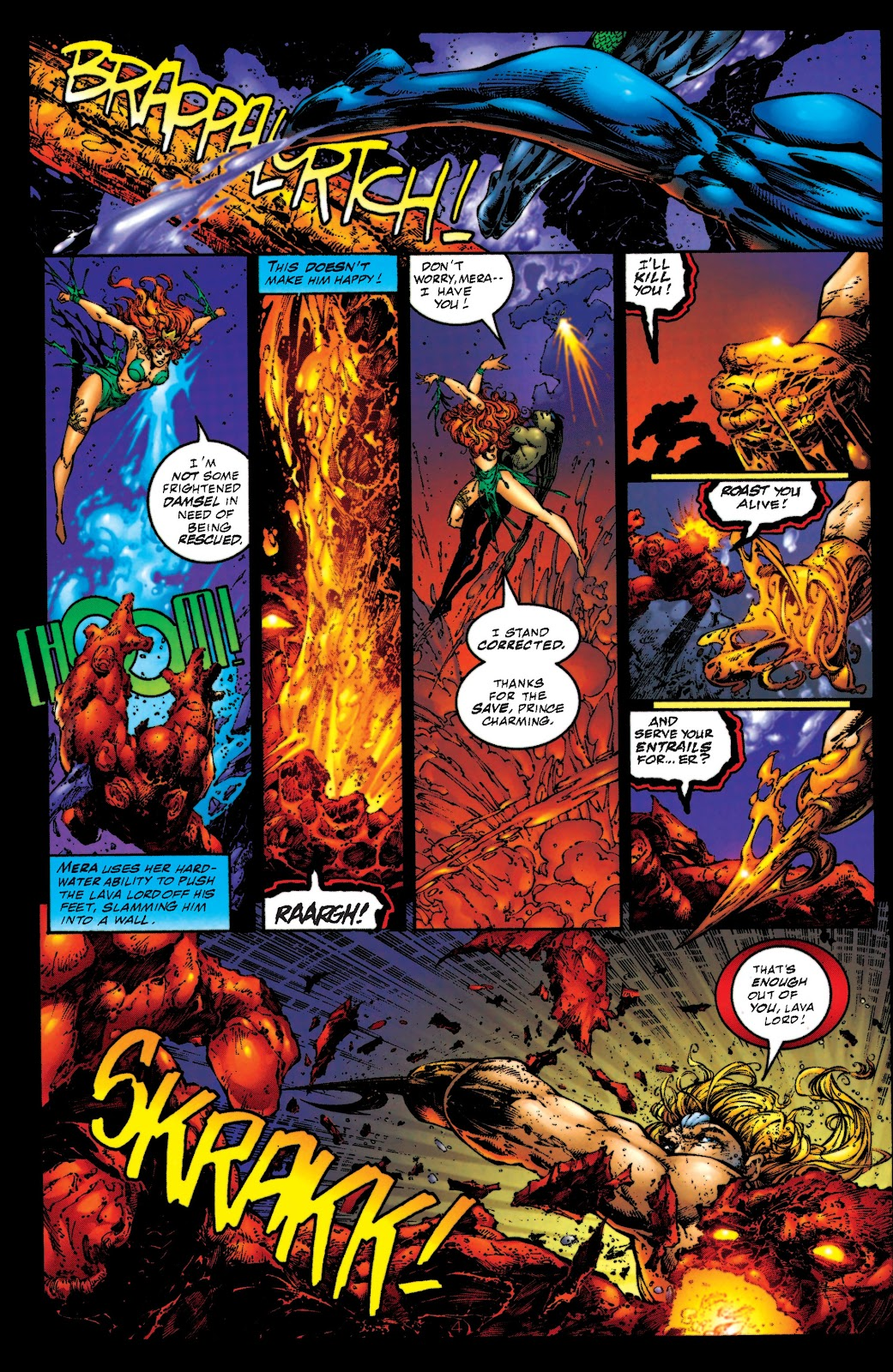 Aquaman (1994) Issue #53 #59 - English 5