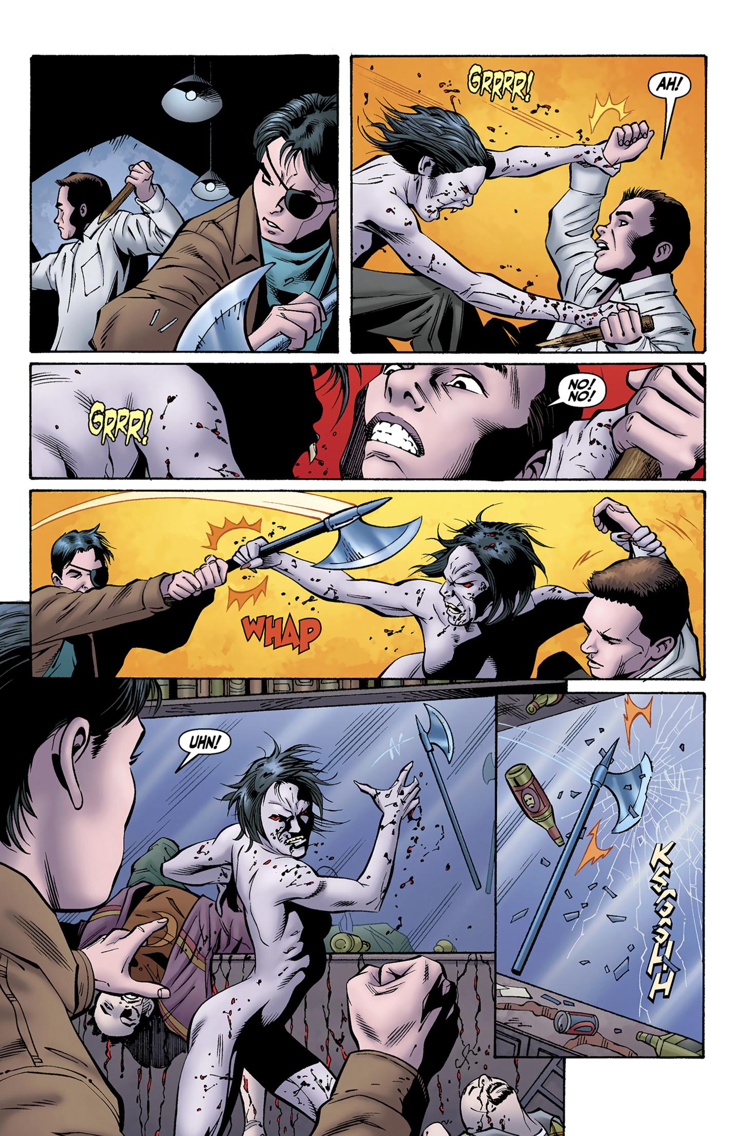 Read online Buffy the Vampire Slayer Season Nine comic -  Issue #9 - 18
