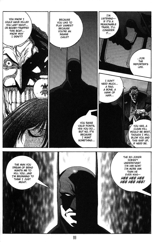Read online Batman: Child of Dreams comic -  Issue # Full - 95
