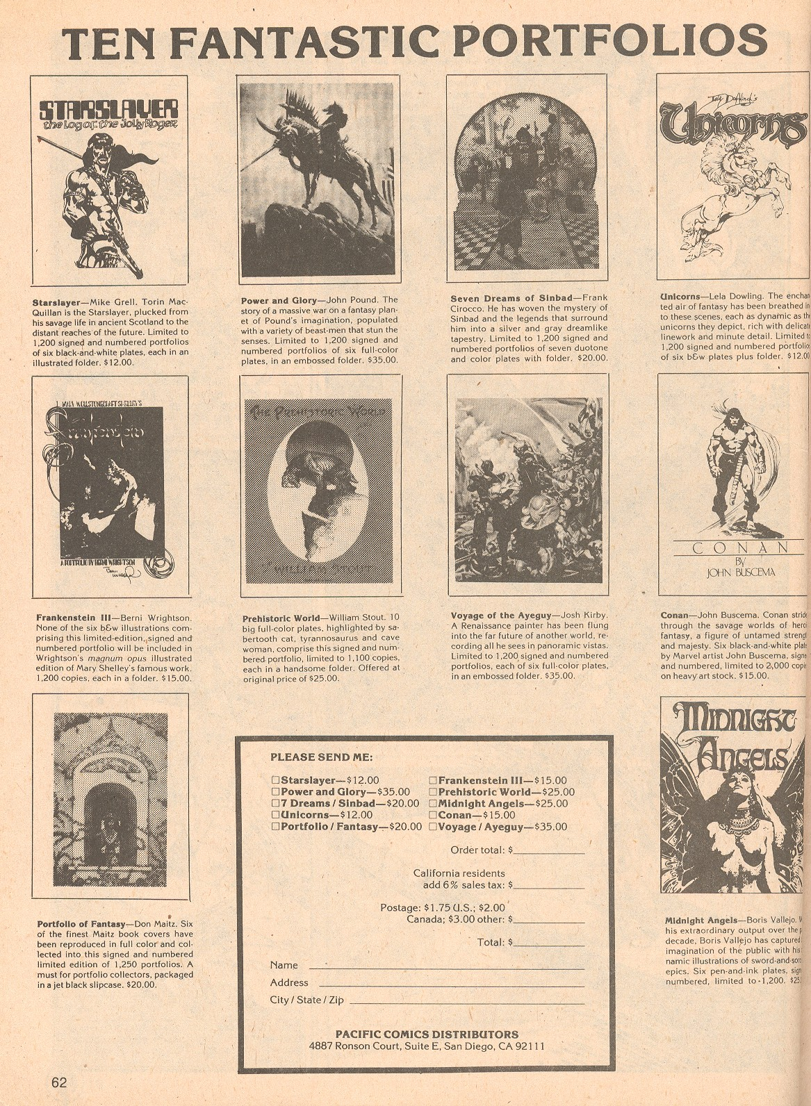The Savage Sword Of Conan Issue #67 #68 - English 62