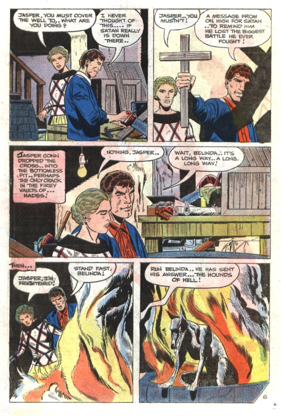 Read online Scary Tales comic -  Issue #36 - 19