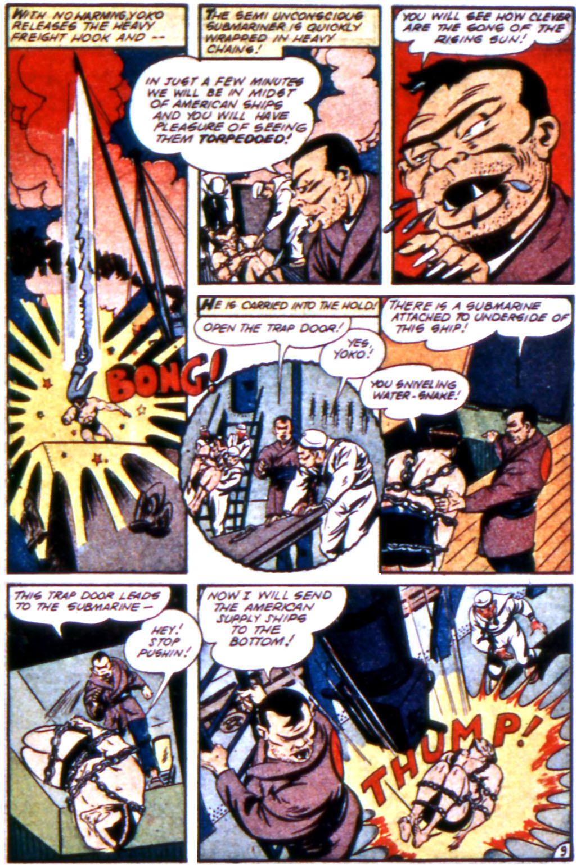 Sub-Mariner Comics Issue #11 #11 - English 11
