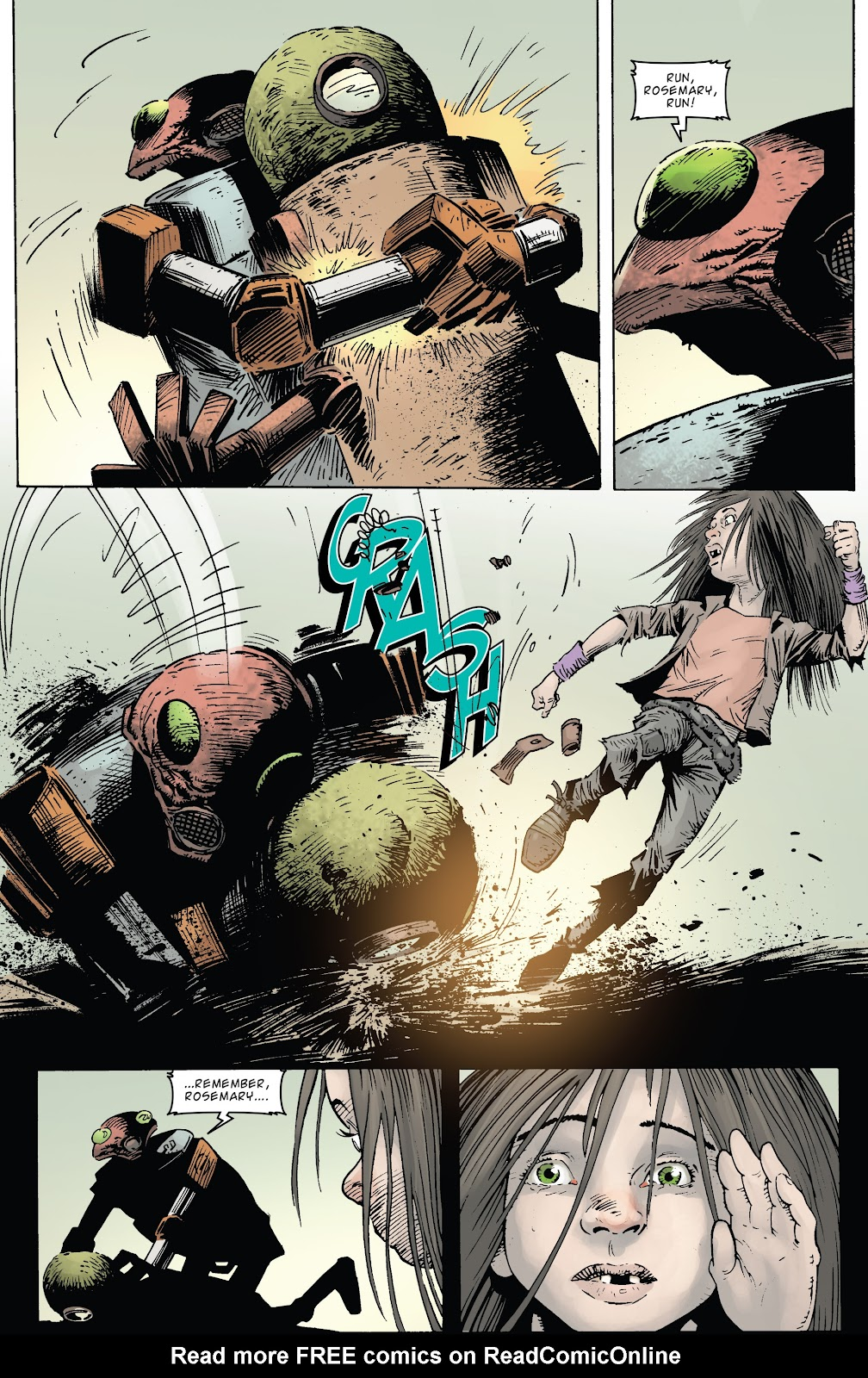 Zombies vs Robots (2015) Issue #6 Page 23