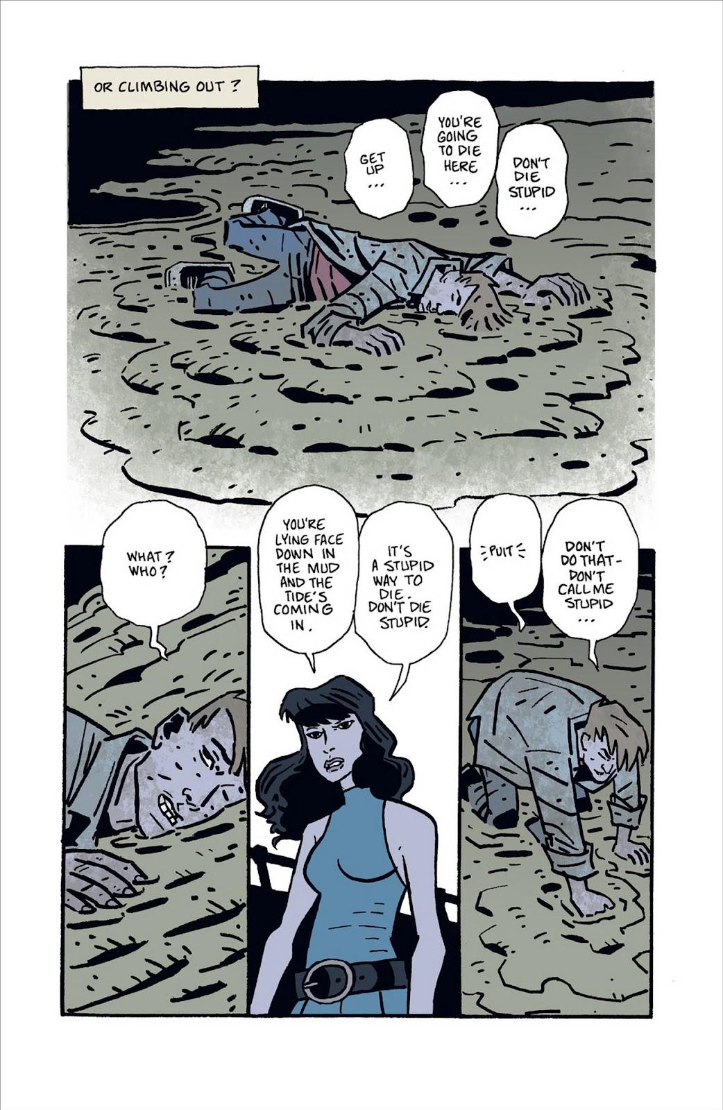 Mudman Issue #1 #1 - English 21