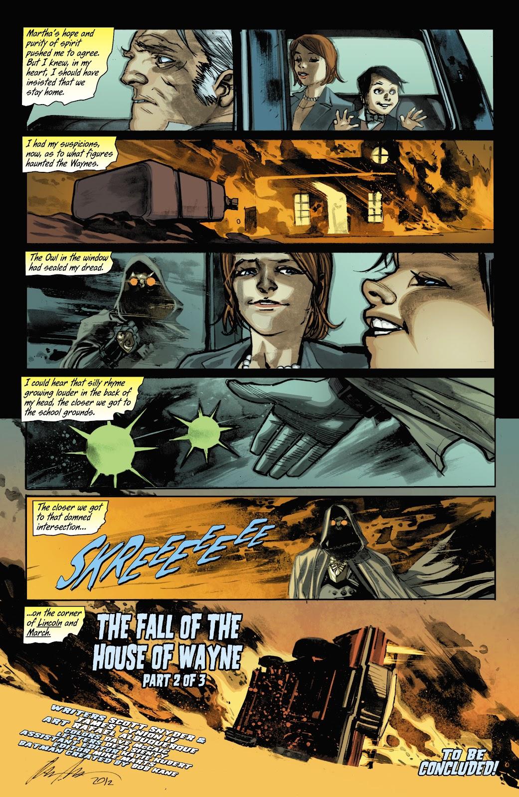Batman (2011) Issue #10 #25 - English 29