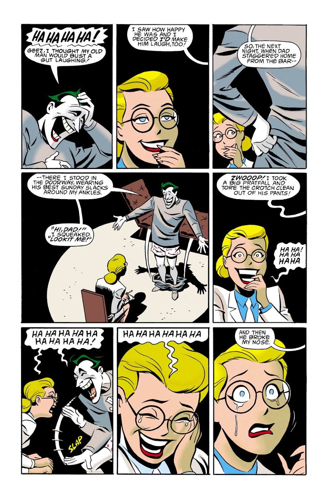 The Batman Adventures: Mad Love Full #1 - English 28