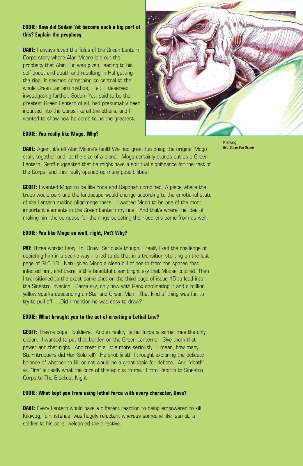 Green Lantern: The Sinestro Corps War Full #1 - English 308