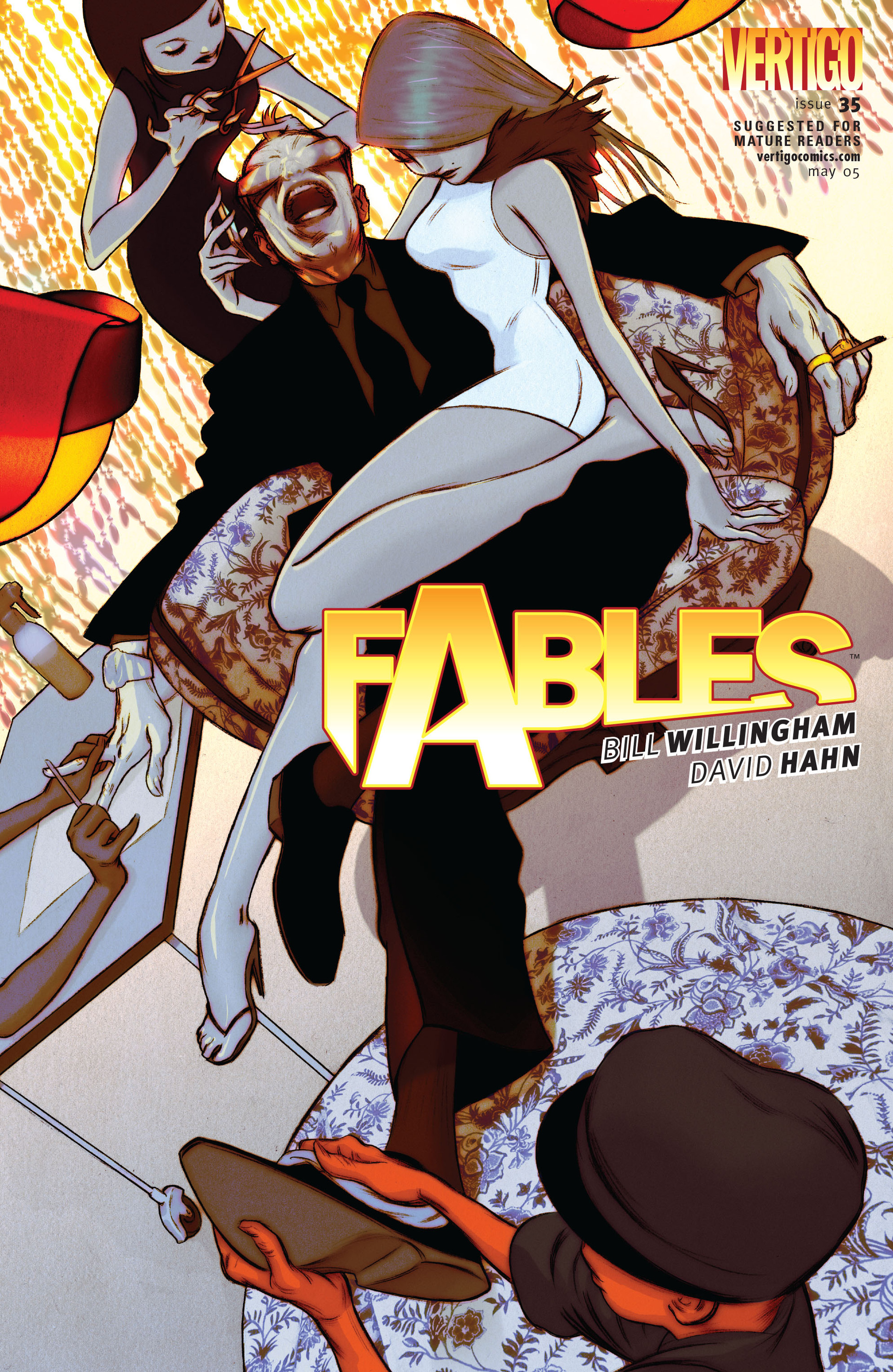 Fables 35 Page 1