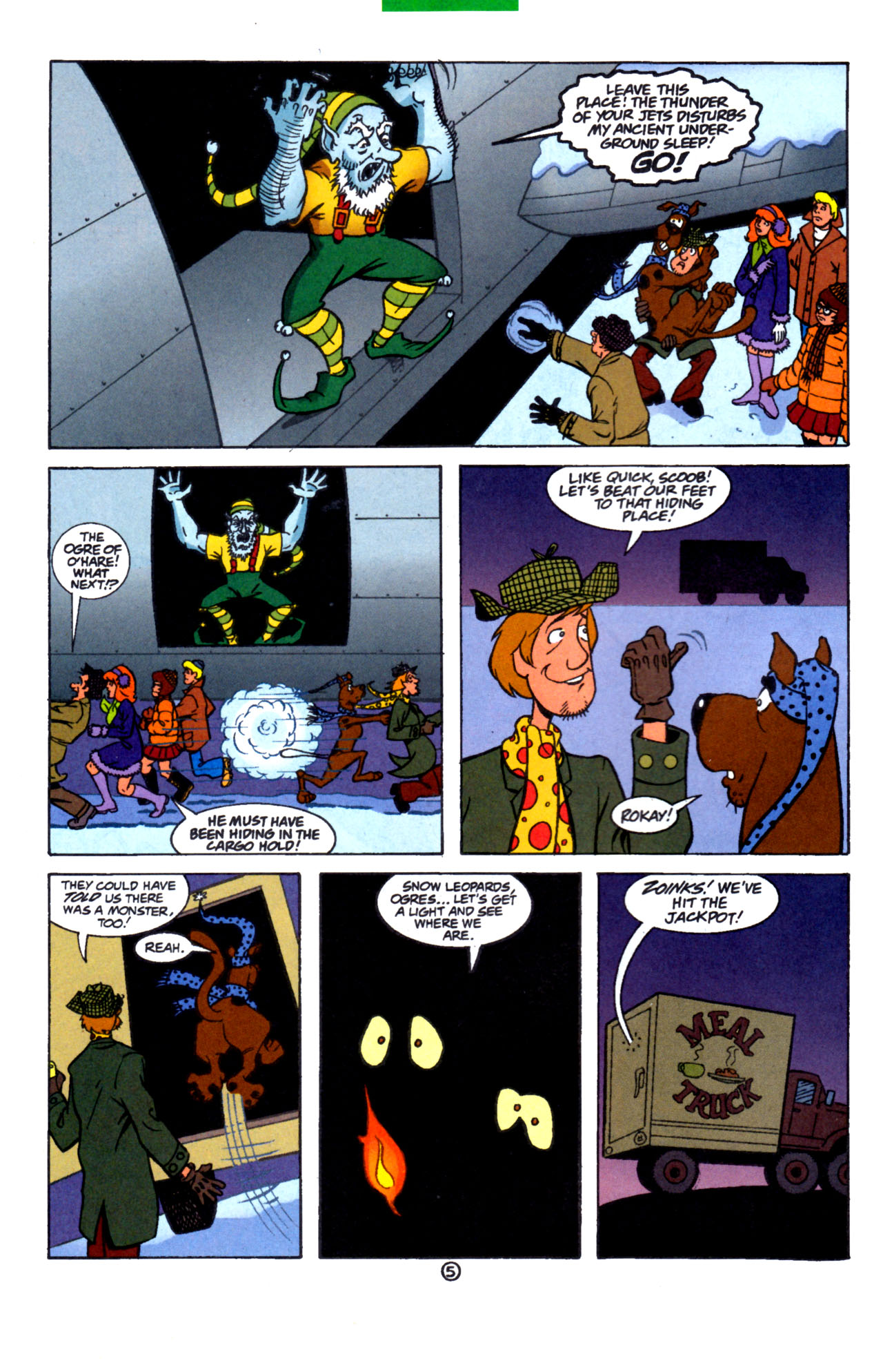 Read online Scooby-Doo (1997) comic -  Issue #7 - 6